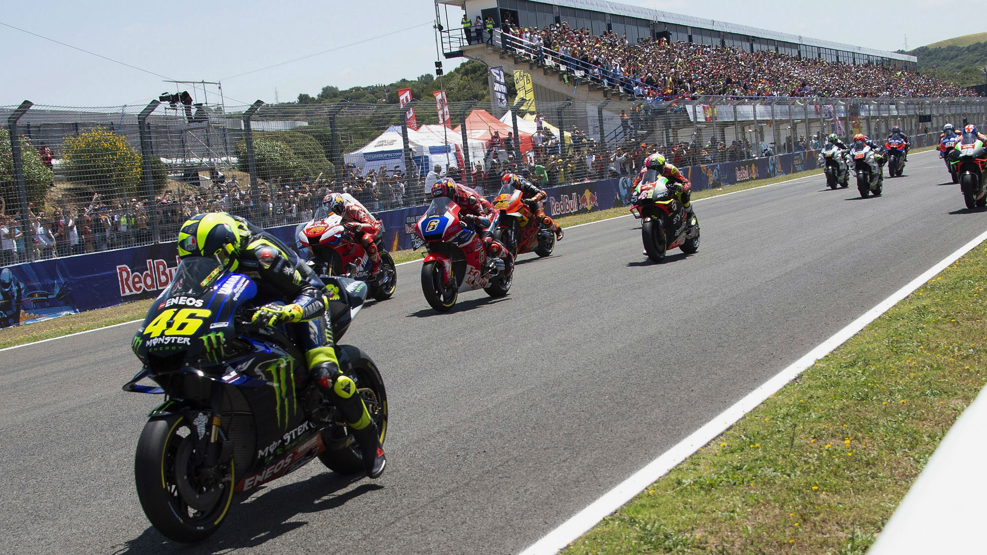 Coronavirus: MotoGP to revise 2020 calendar again as Spanish Grand Prix postponed