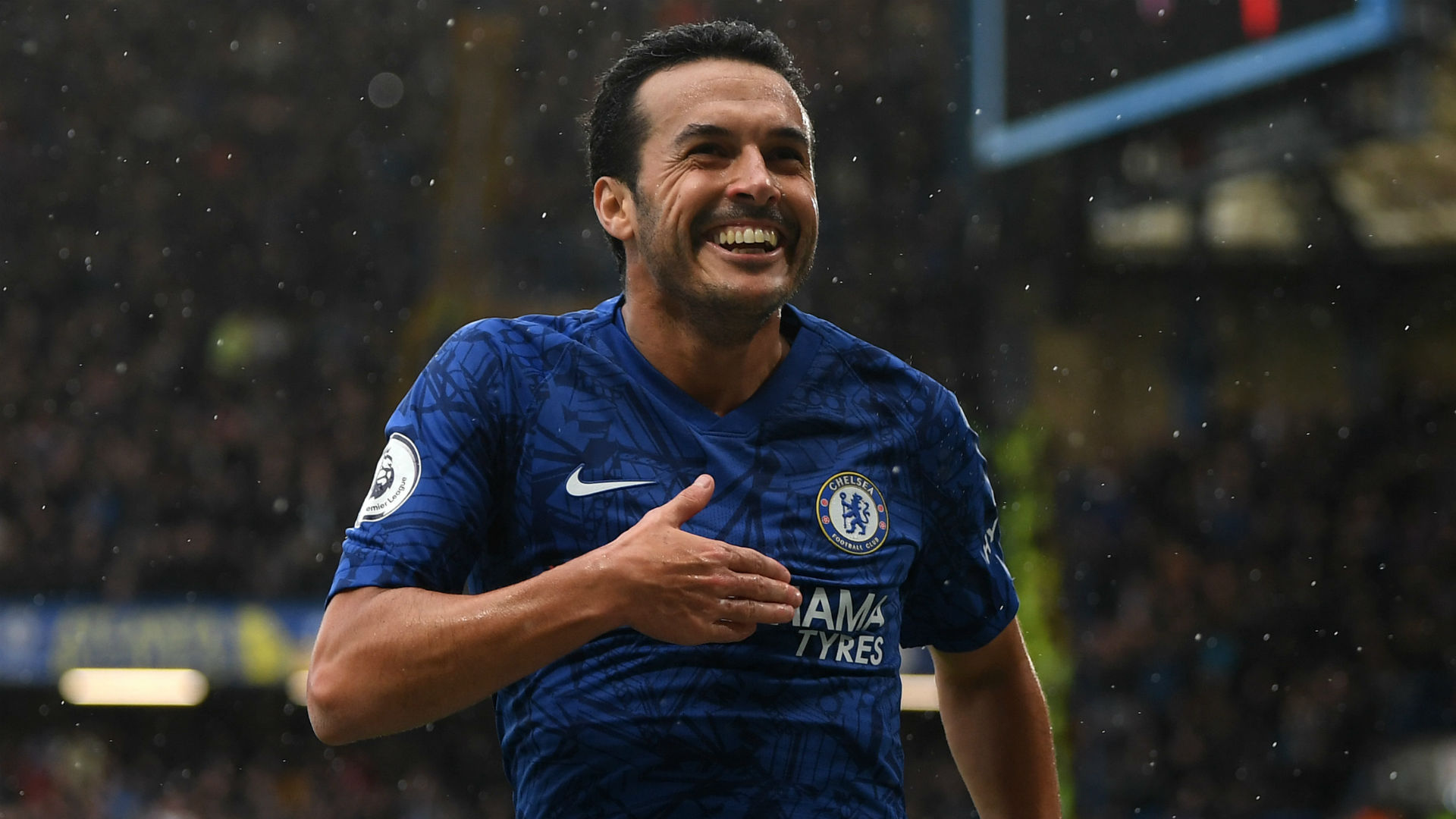 Chelsea forward Pedro not thinking about future