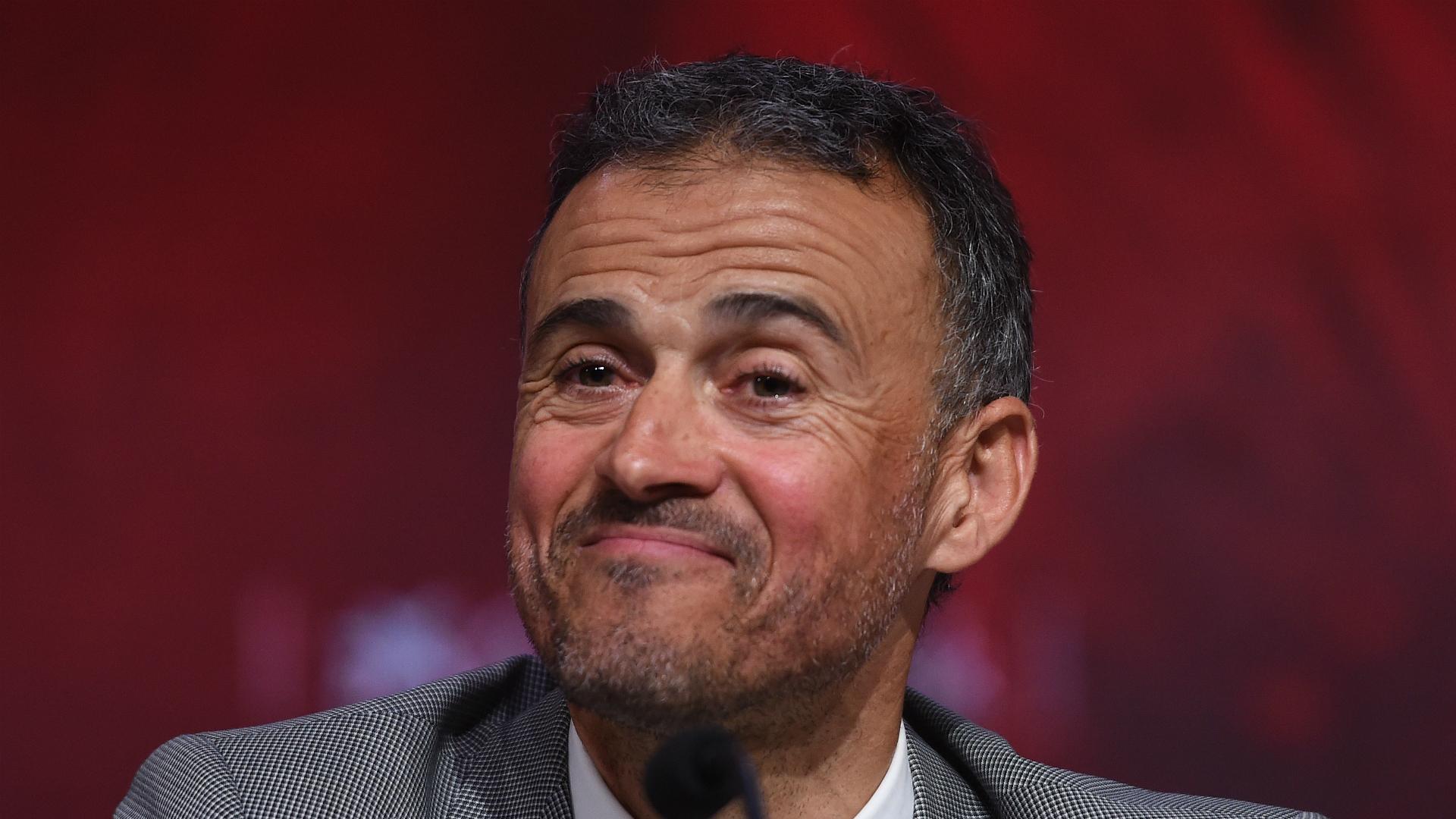 I have left the door open - Luis Enrique not ruling out Barcelona return