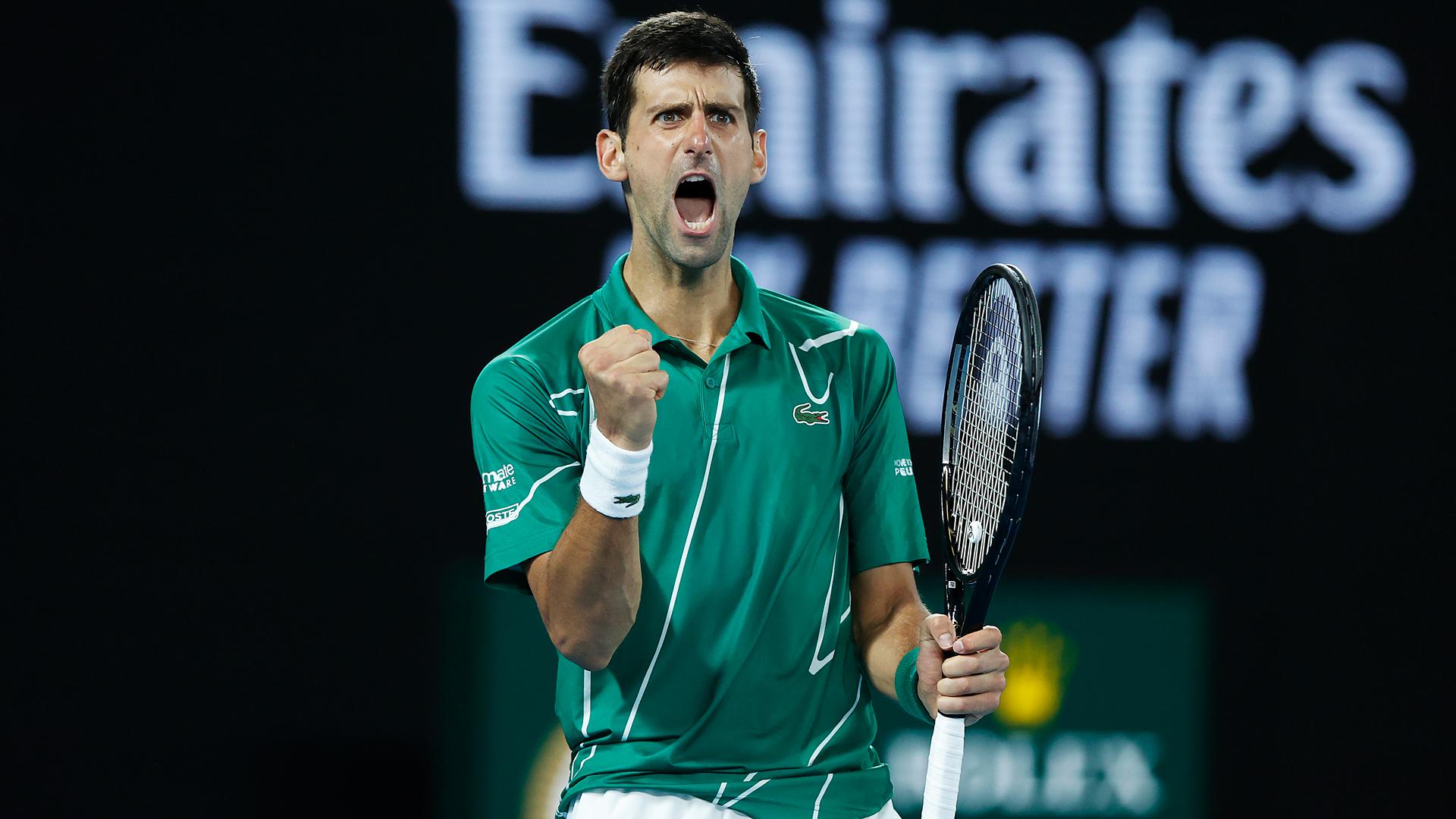 Coronavirus: Novak and Jelena Djokovic donate €1m for medical equipment
