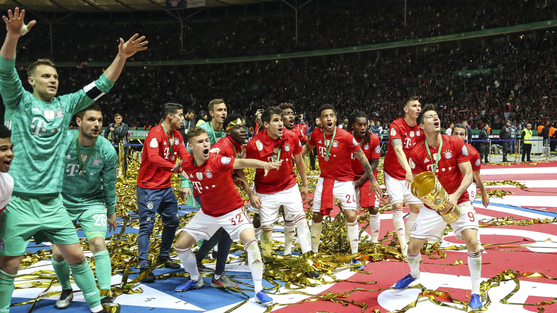 Coronavirus: Bayern's Pokal semi-final postponed