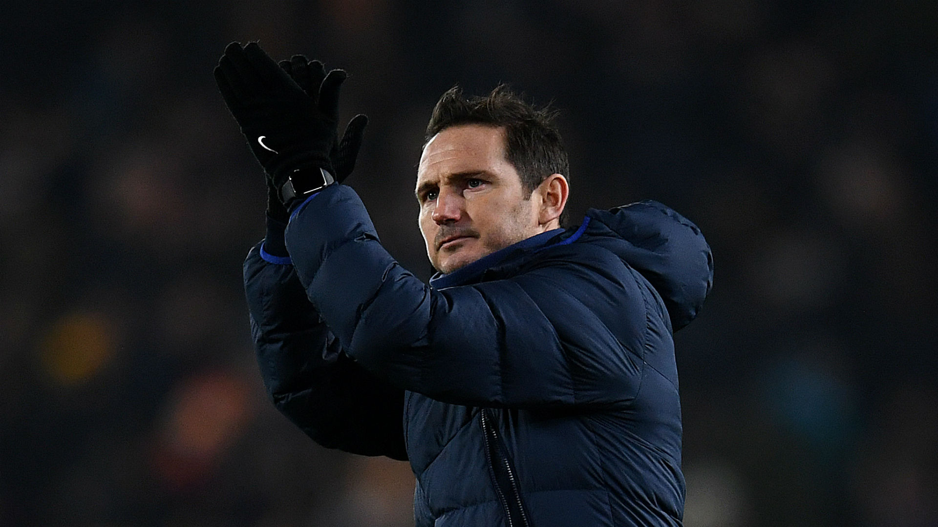 Coronavirus: Lampard won't 'push and push' Chelsea players amid uncertainty