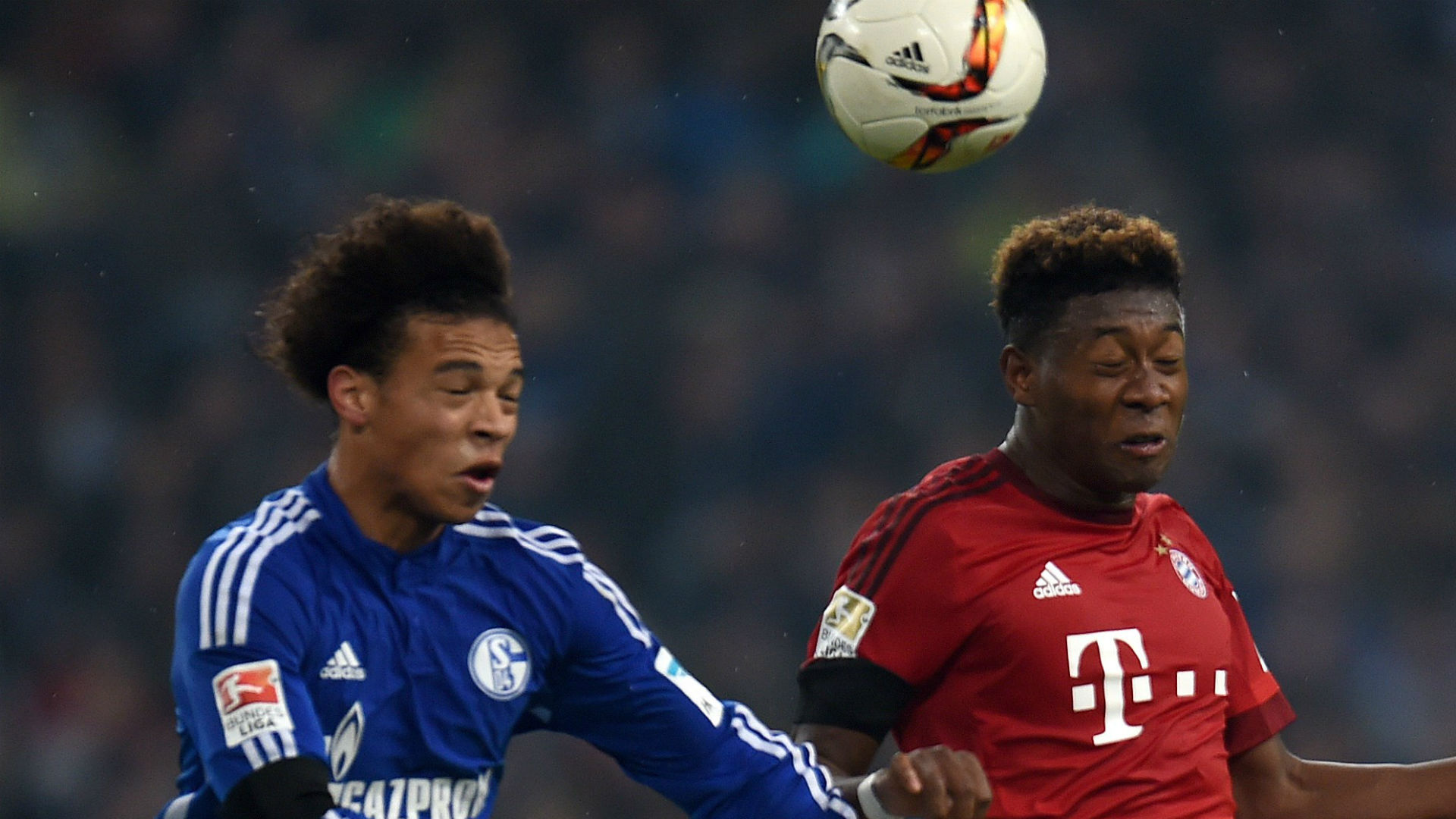 Bayern and Man City to swap Alaba and Sane? Rummenigge dismisses idea