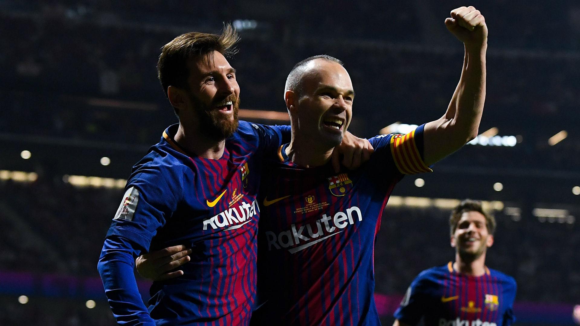 Iniesta the closest to Messi – Luis Enrique