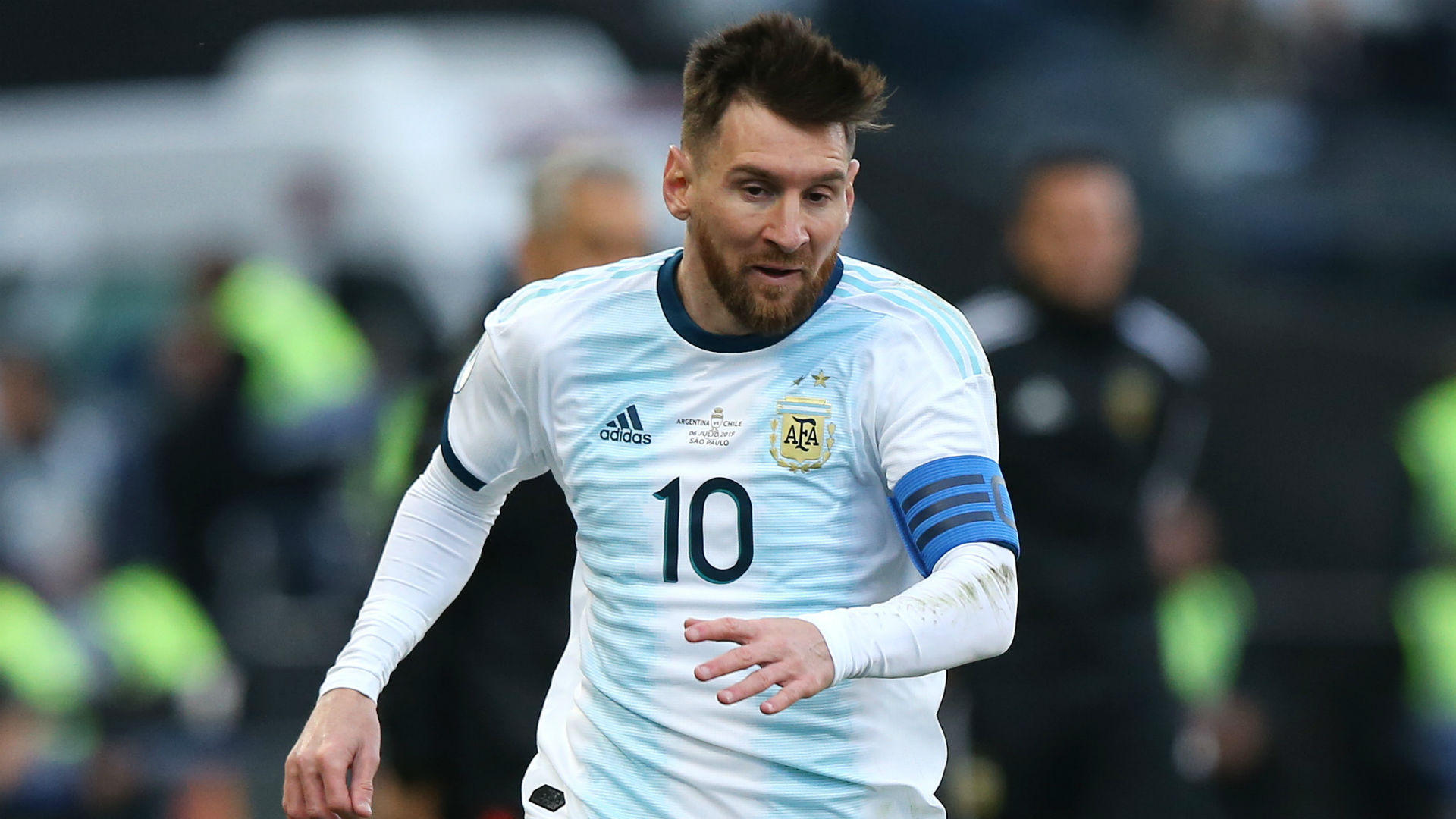Messi is Argentina's 'leader and protector', says Tagliafico