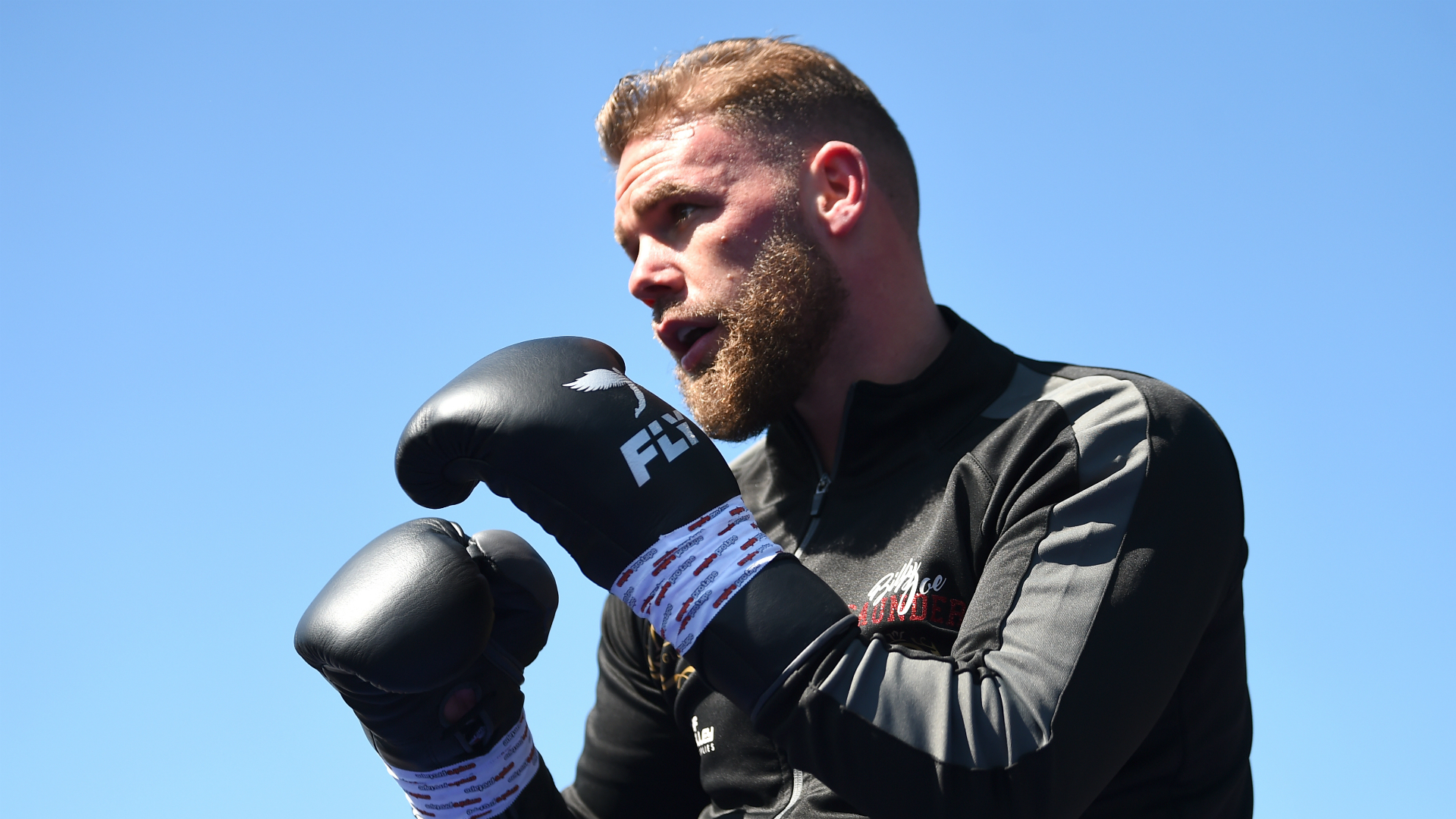 Billy Joe Saunders apologises for domestic violence advice video