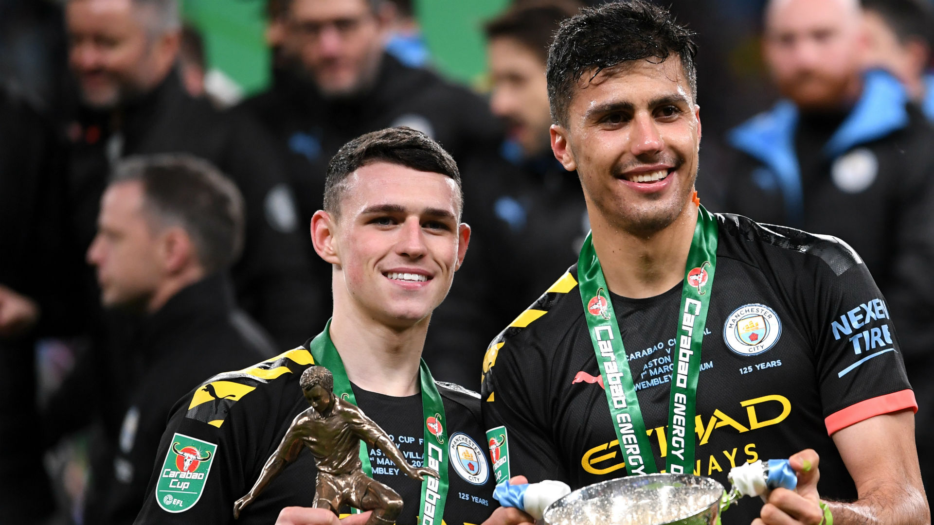 Foden hopeful of Euro 2020 call-up after starring for Man City in EFL Cup final