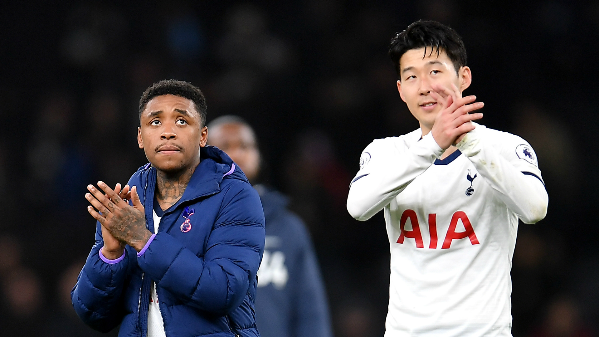 Tottenham allow Son and Bergwijn to return home