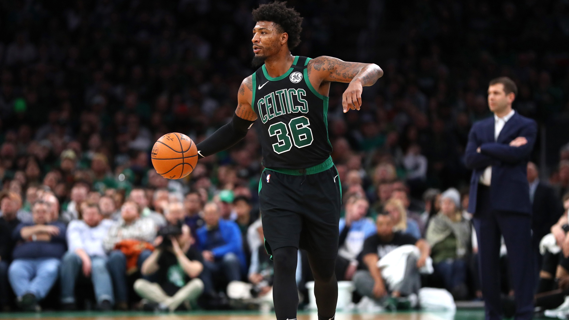 Coronavirus: Celtics guard Marcus Smart cleared