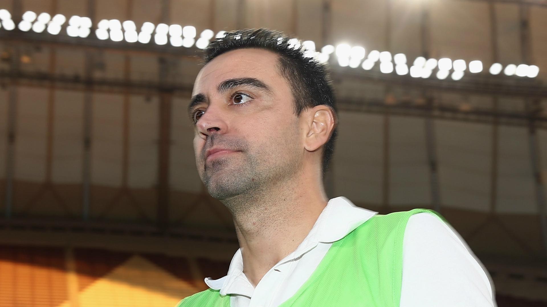 Xavi: I want to coach Barcelona with Puyol and Cruyff