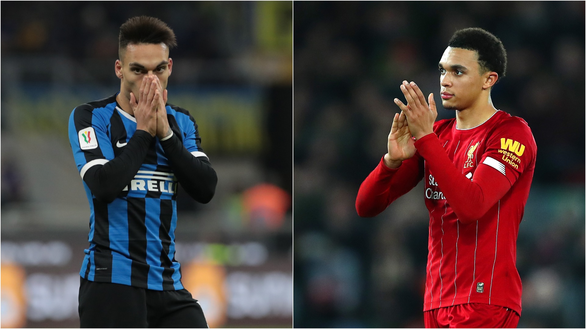 Opta Woe: The worst passing stats in Europe's top-five leagues in 2019-20