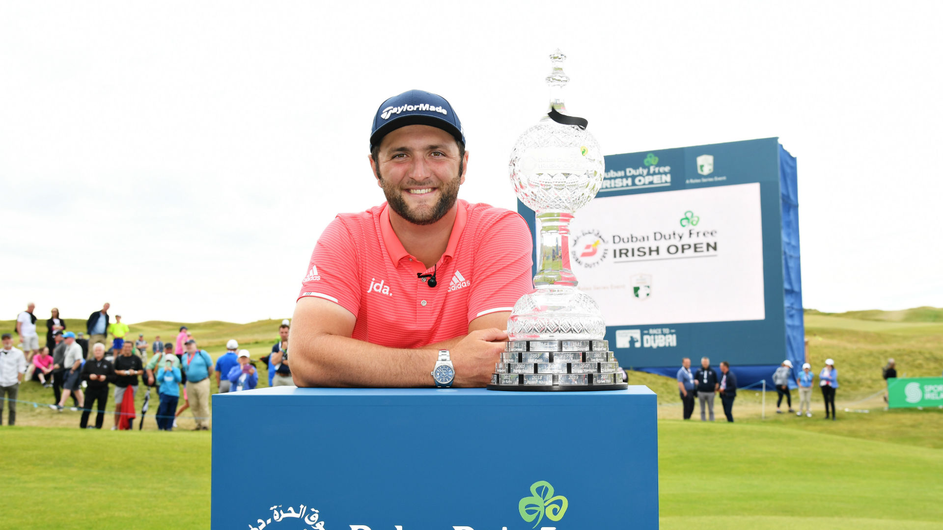 Coronavirus: Irish Open postponed as European Tour evaluates schedule