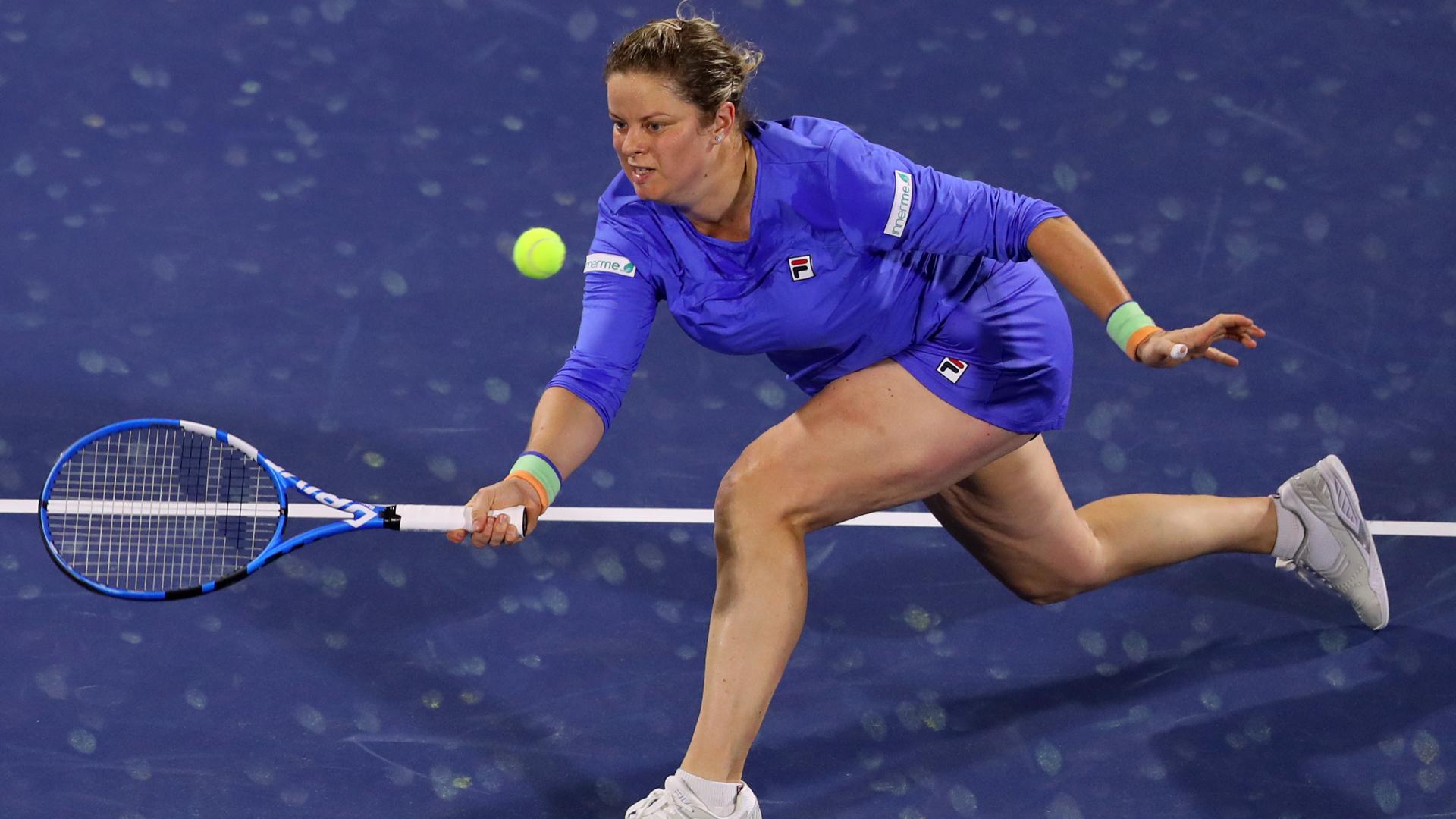 Clijsters beaten again as comeback continues, Azarenka falls in Monterrey