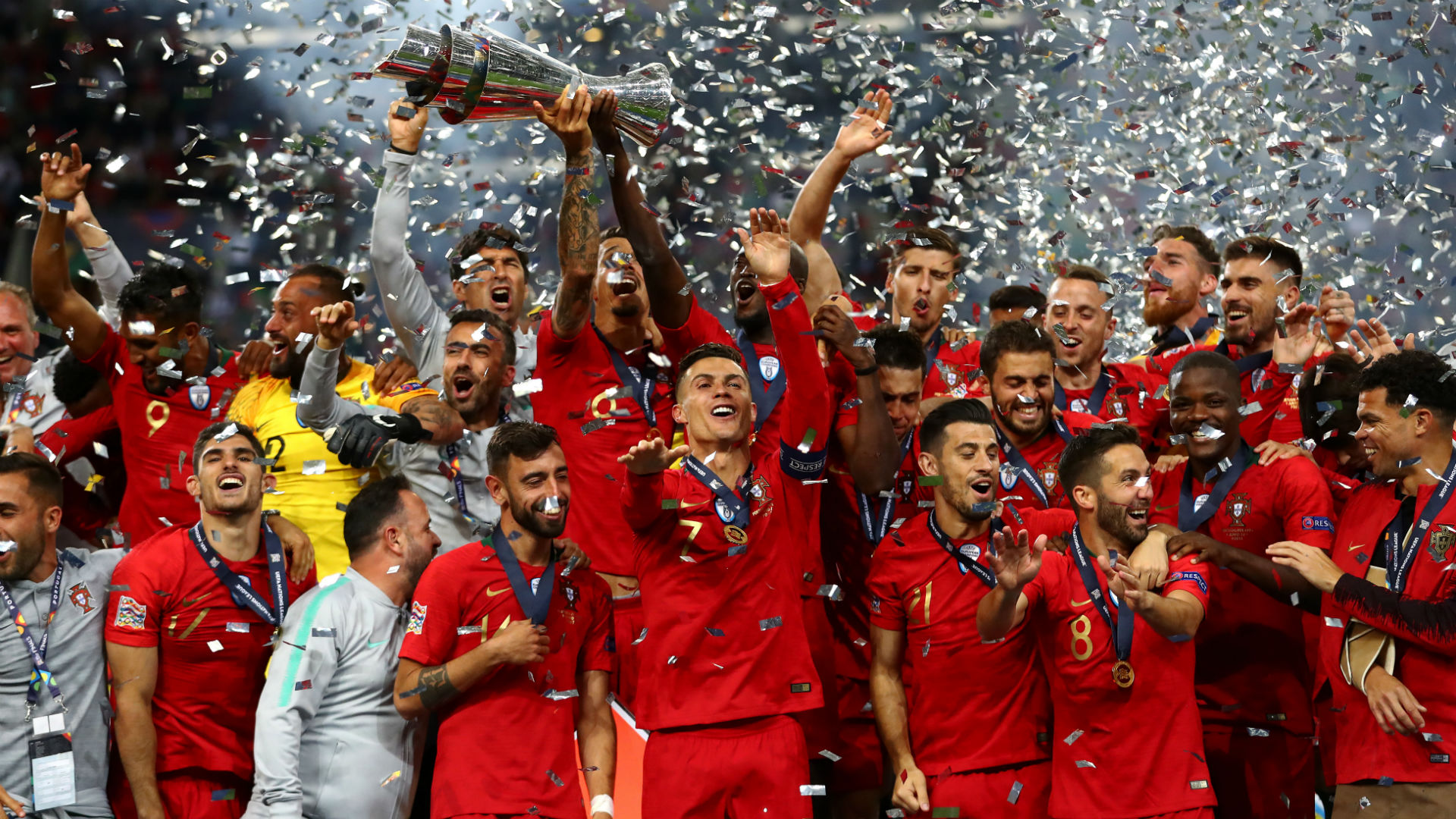 Nations League draw: France to meet Portugal and Croatia, Germany grouped with Spain