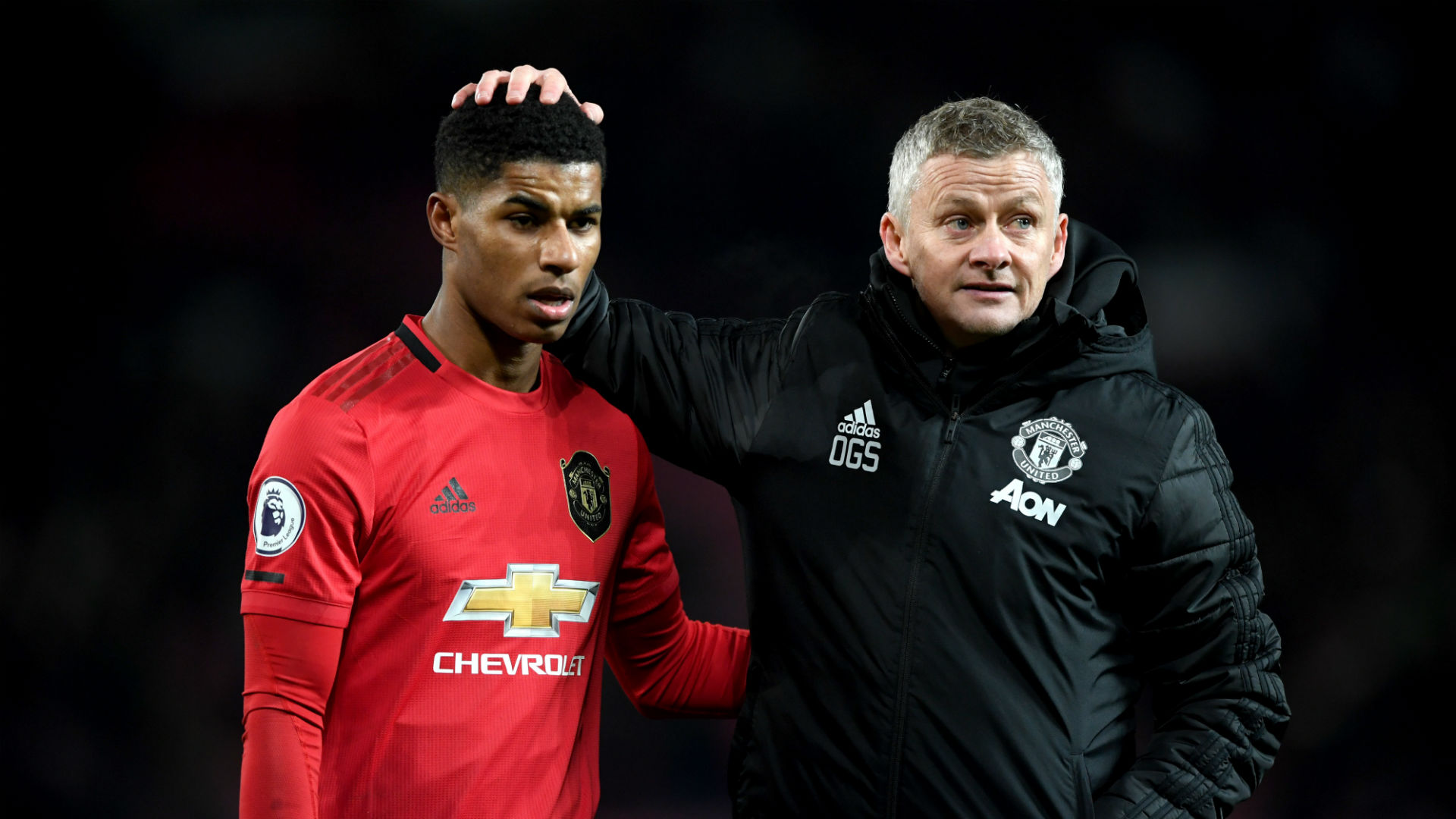 Solskjaer insists Man Utd won't rush Rashford return