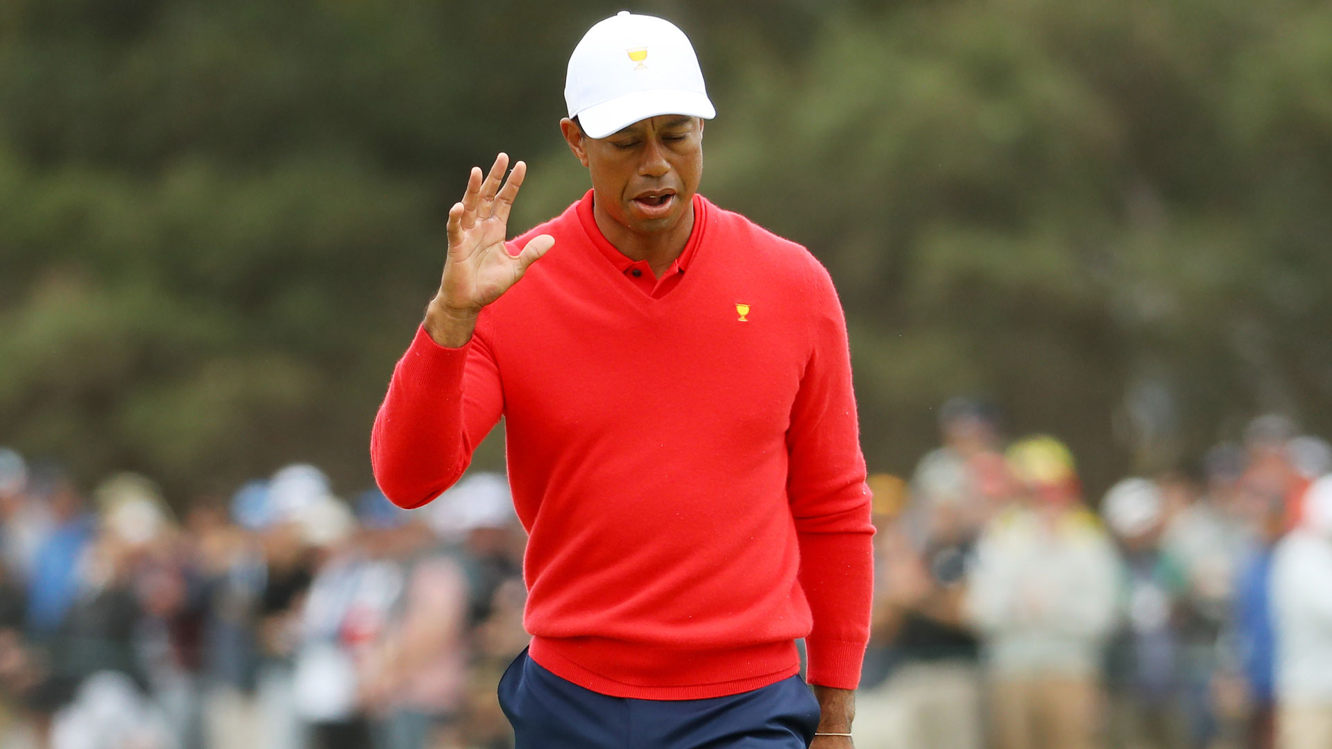 Tiger Woods among 10 finalists for 2021 World Golf Hall of Fame