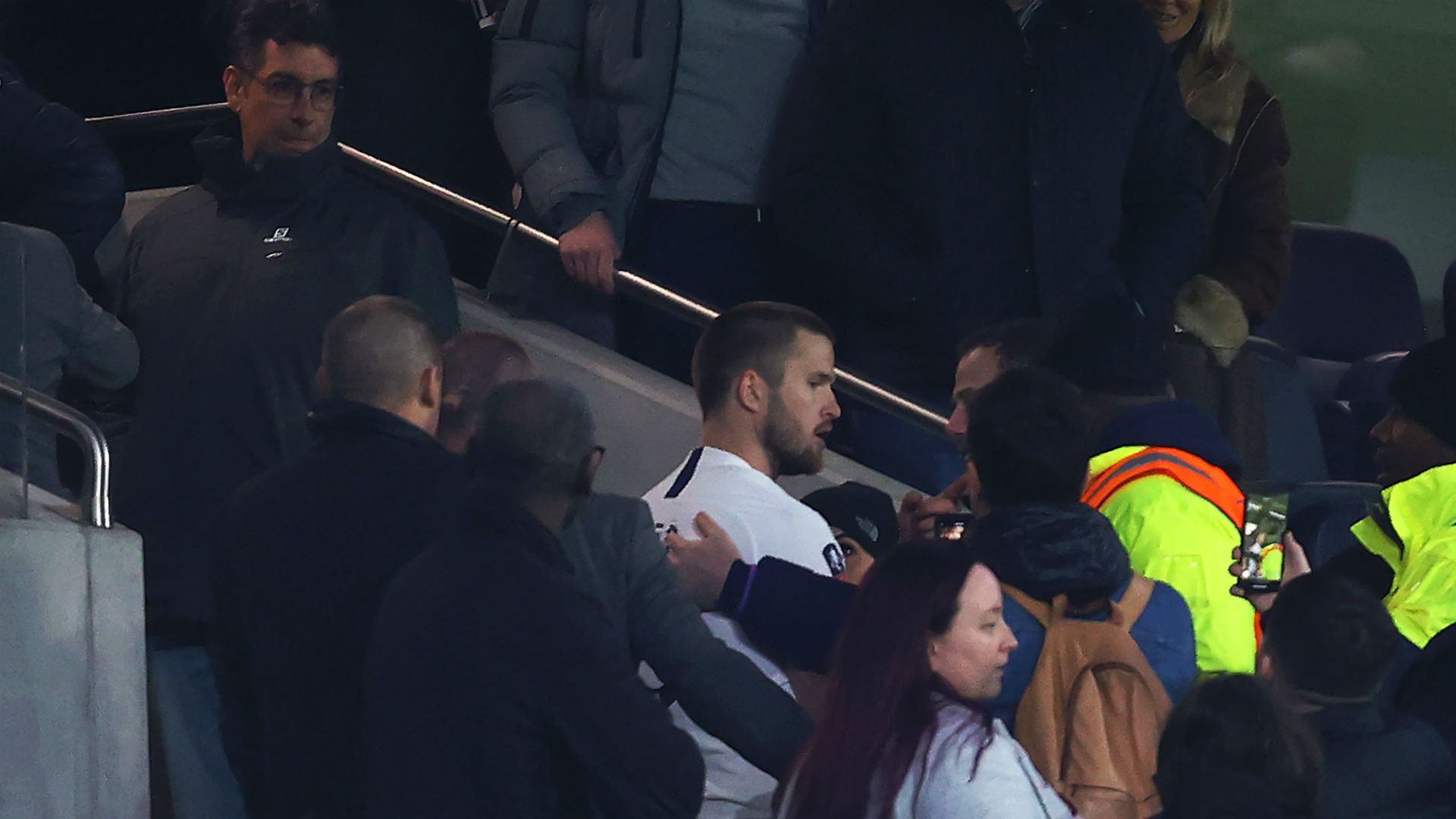 Dier, Cantona, Stokes and the spectacle of player-fan confrontations