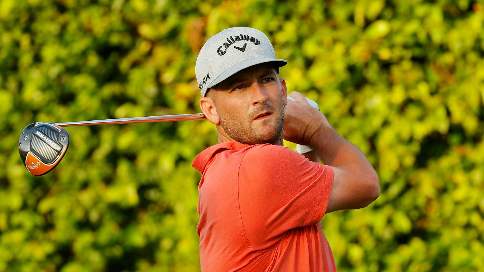 Every which way but straight - former Bay Hill champion has a second-round nightmare