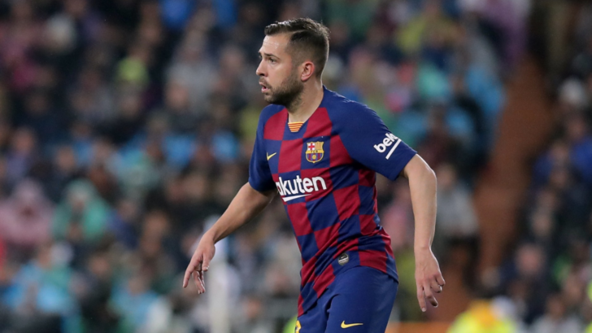 Jordi Alba wants 'respect' after Camp Nou jeers