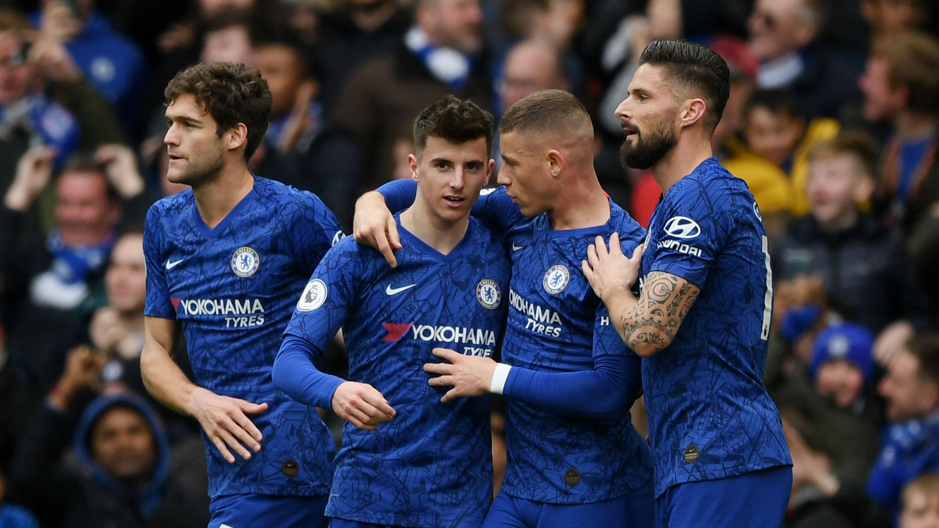 Lampard: Chelsea haven't found second wind yet