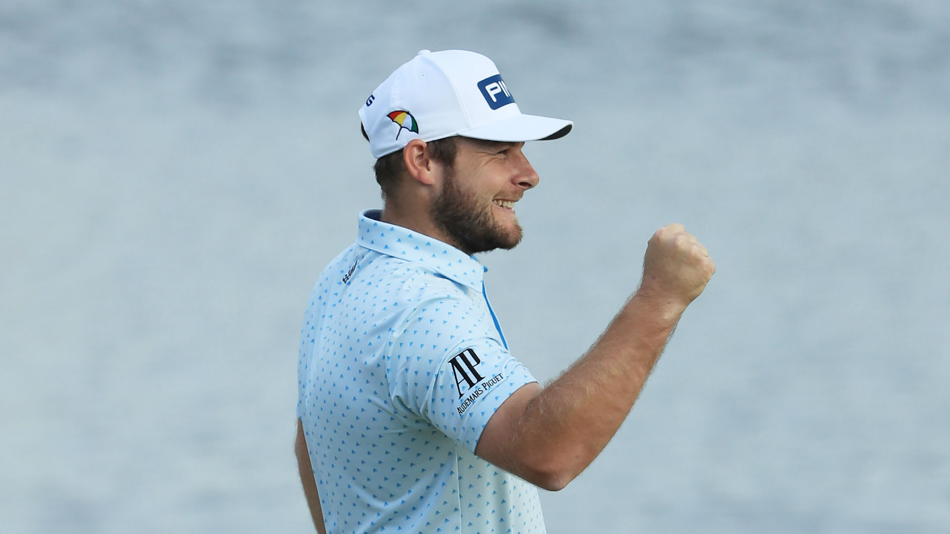 Hatton stands firm at brutal Bay Hill for first PGA Tour win