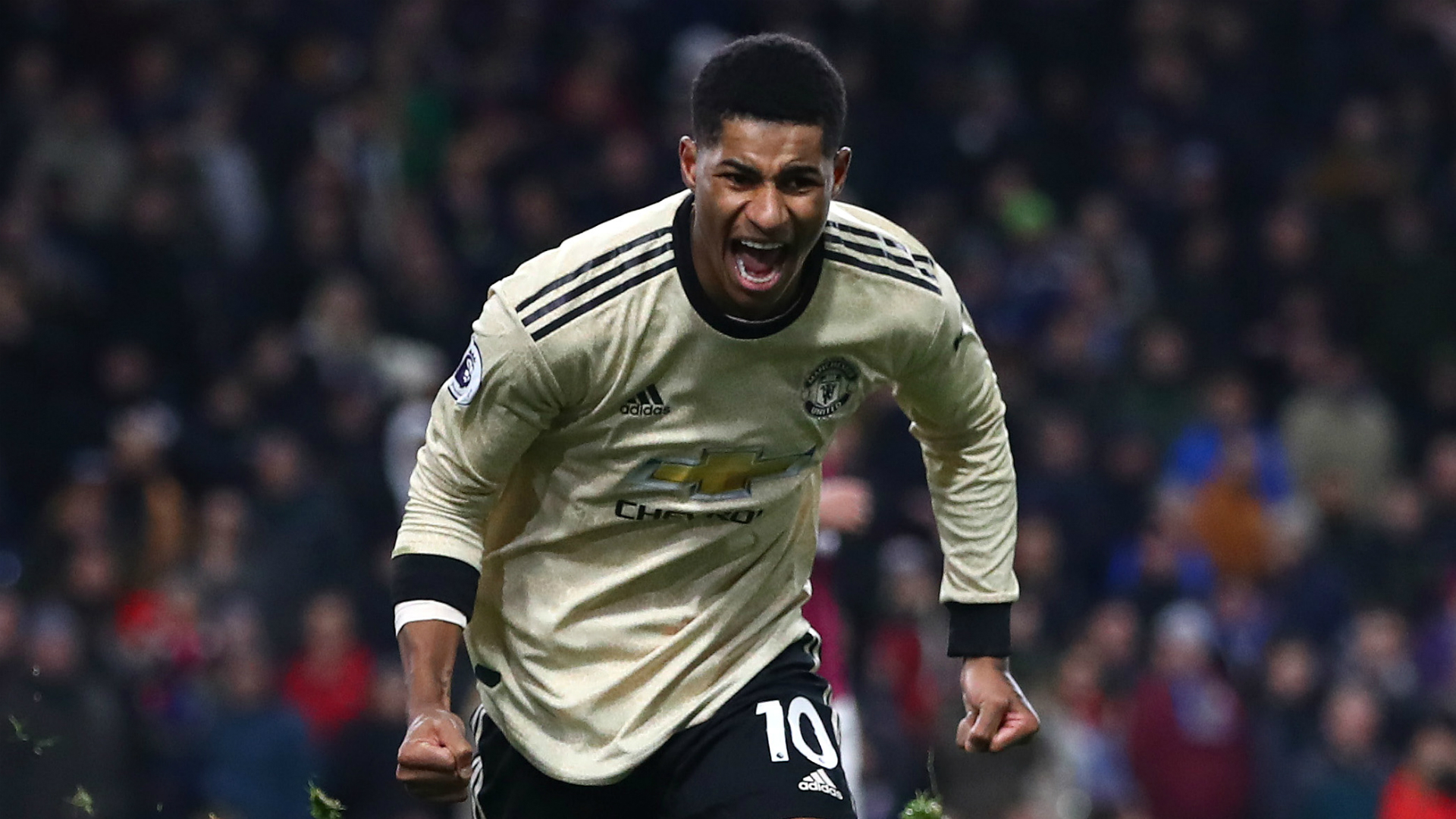 Rashford is most talented player I've played with – Man Utd captain Maguire