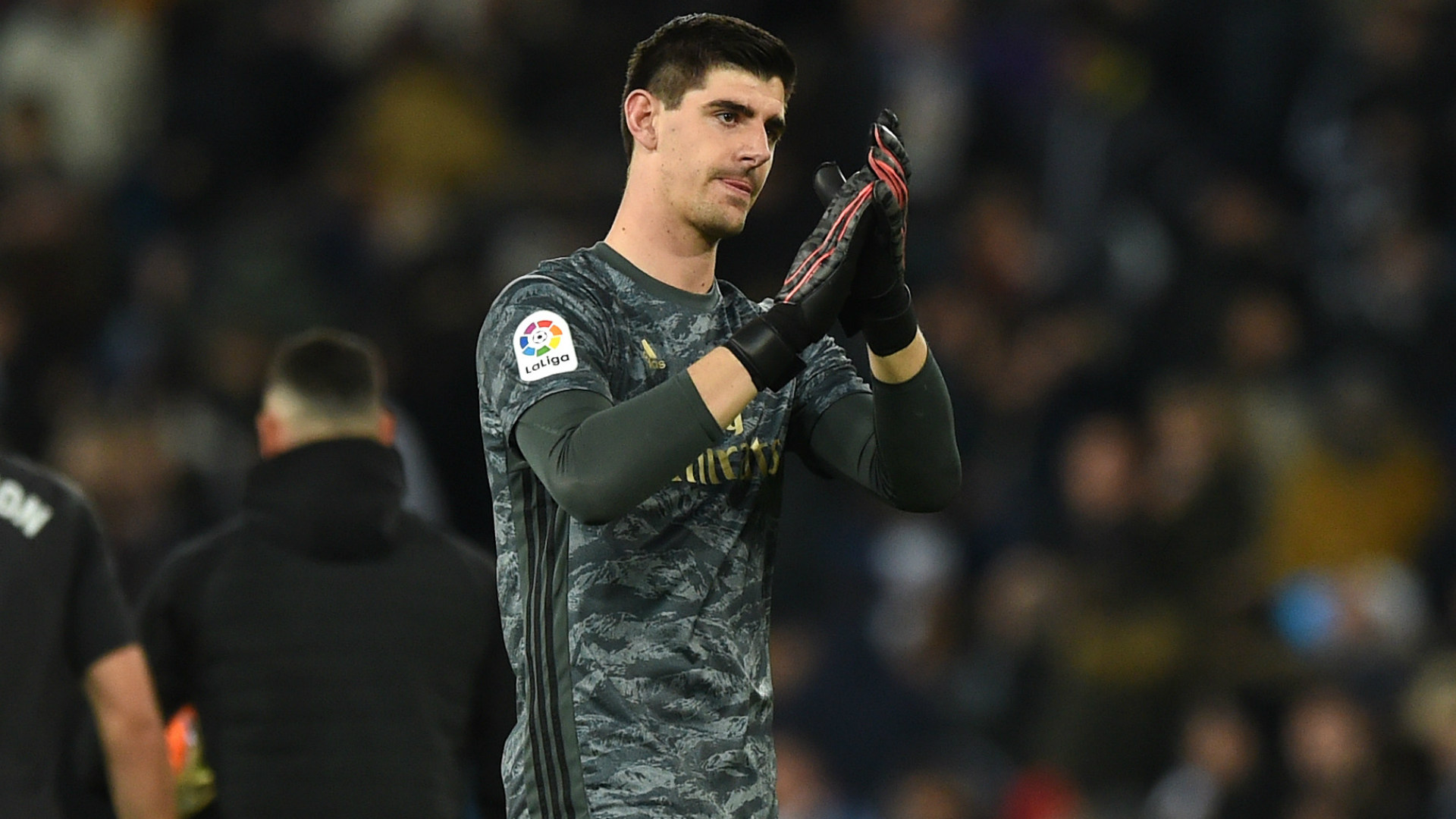 Coronavirus: I didn't say Madrid should be awarded the title – Courtois discusses Barcelona comments