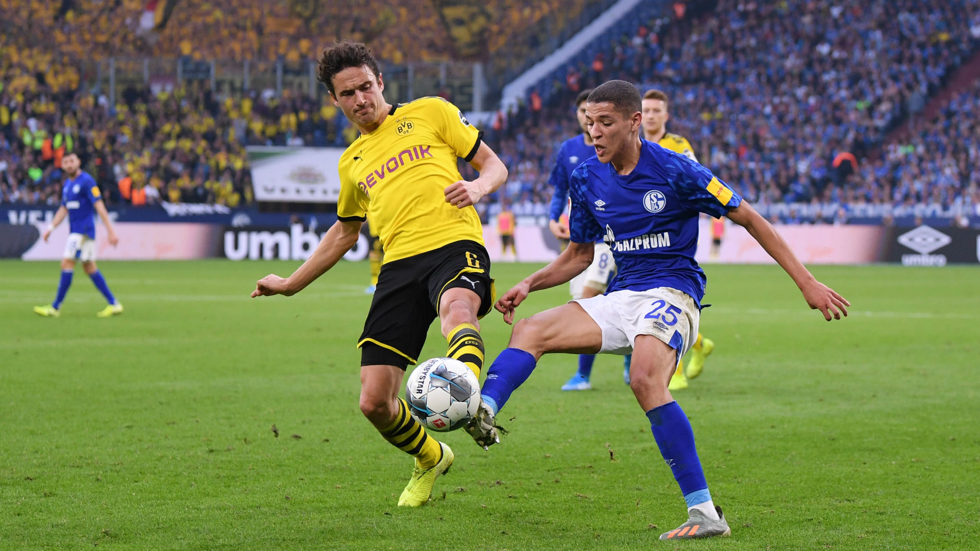Bundesliga is back: The complete schedule for the remaining fixtures