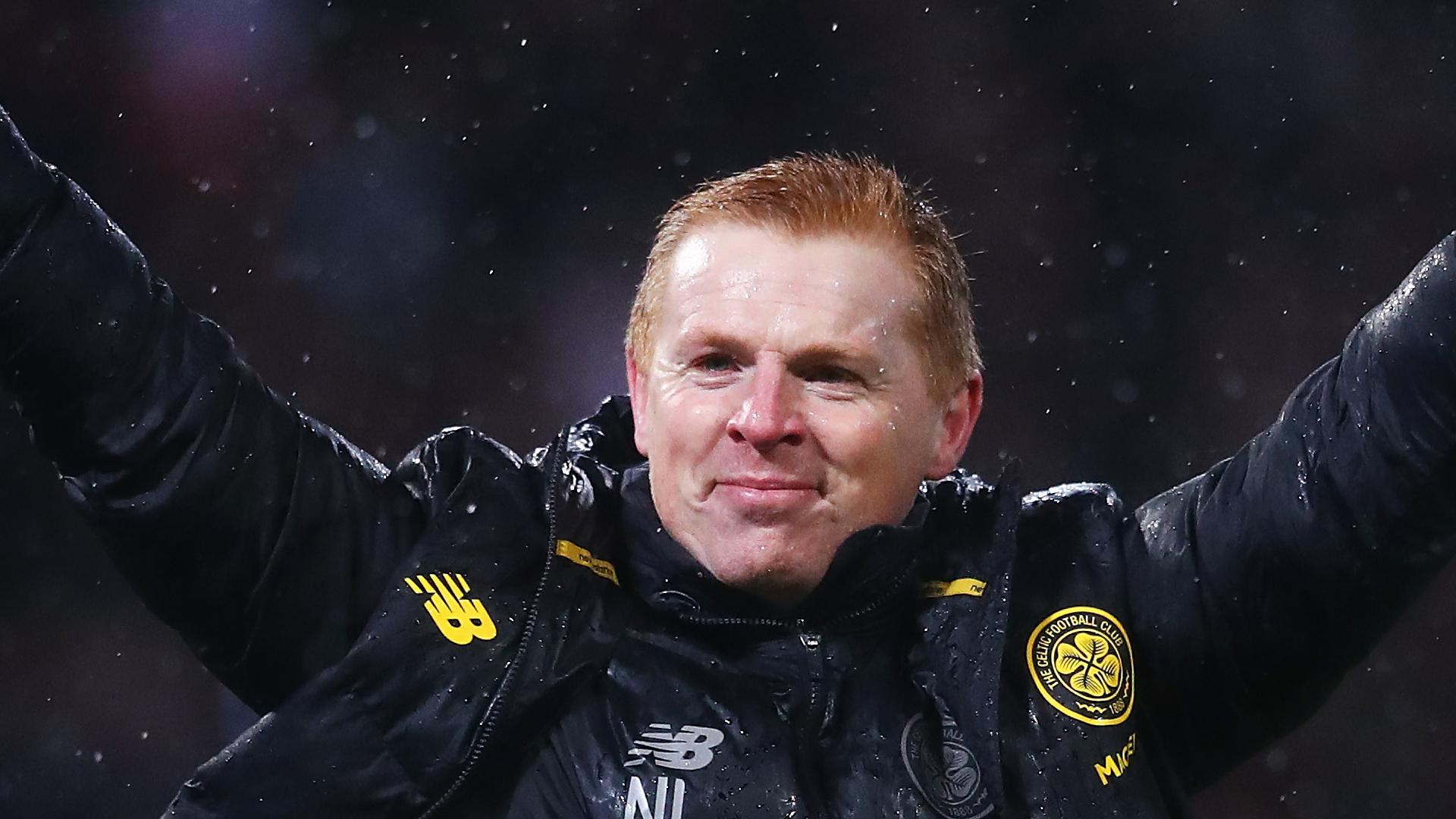 Coronavirus: Lennon revels in Celtic's 'best' title triumph
