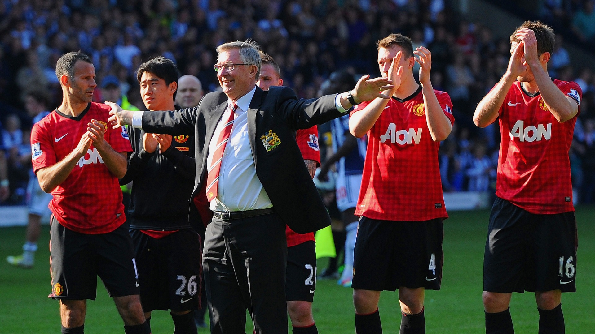 'Moyes has just resigned' - Remembering Alex Ferguson's chaotic last Manchester United match