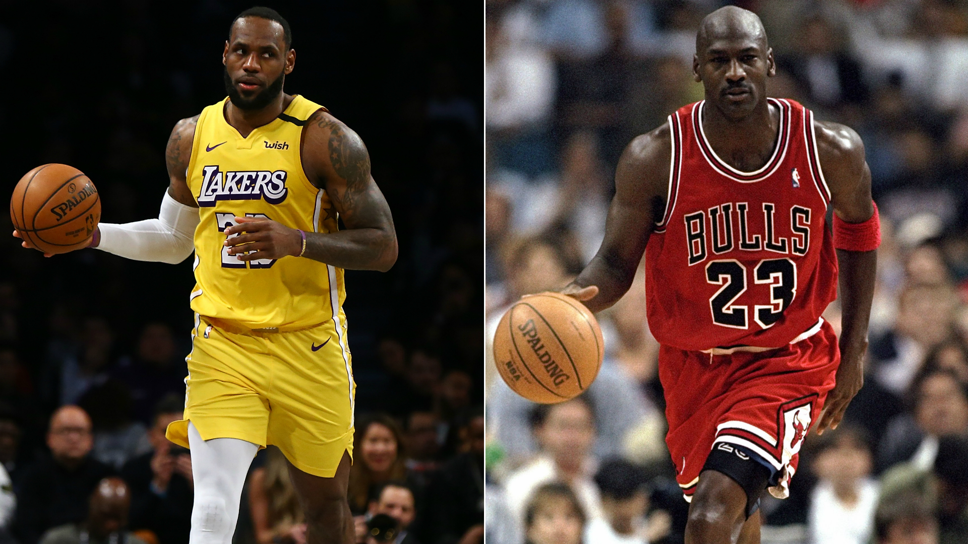 LeBron James: I would've worked perfectly with Michael Jordan