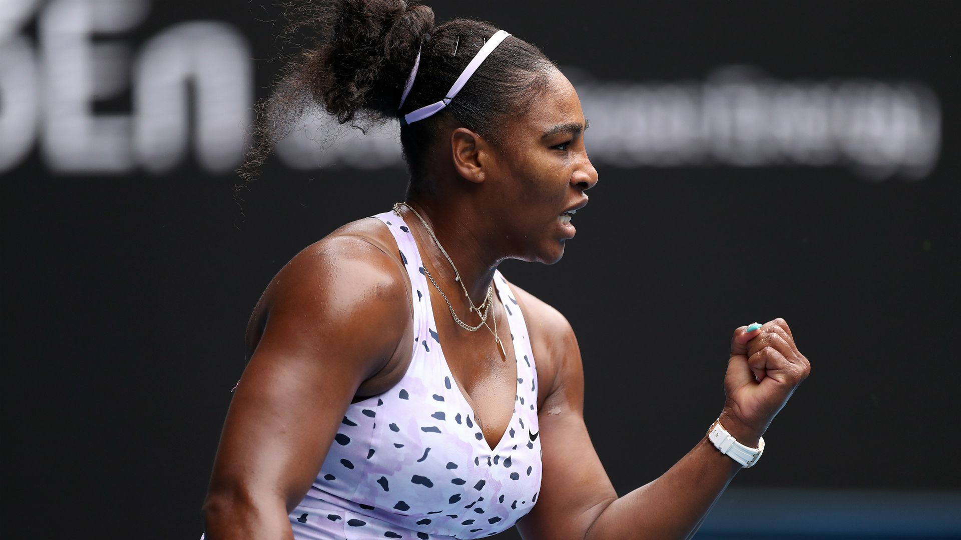 Serena is the greatest and can equal Court - Becker