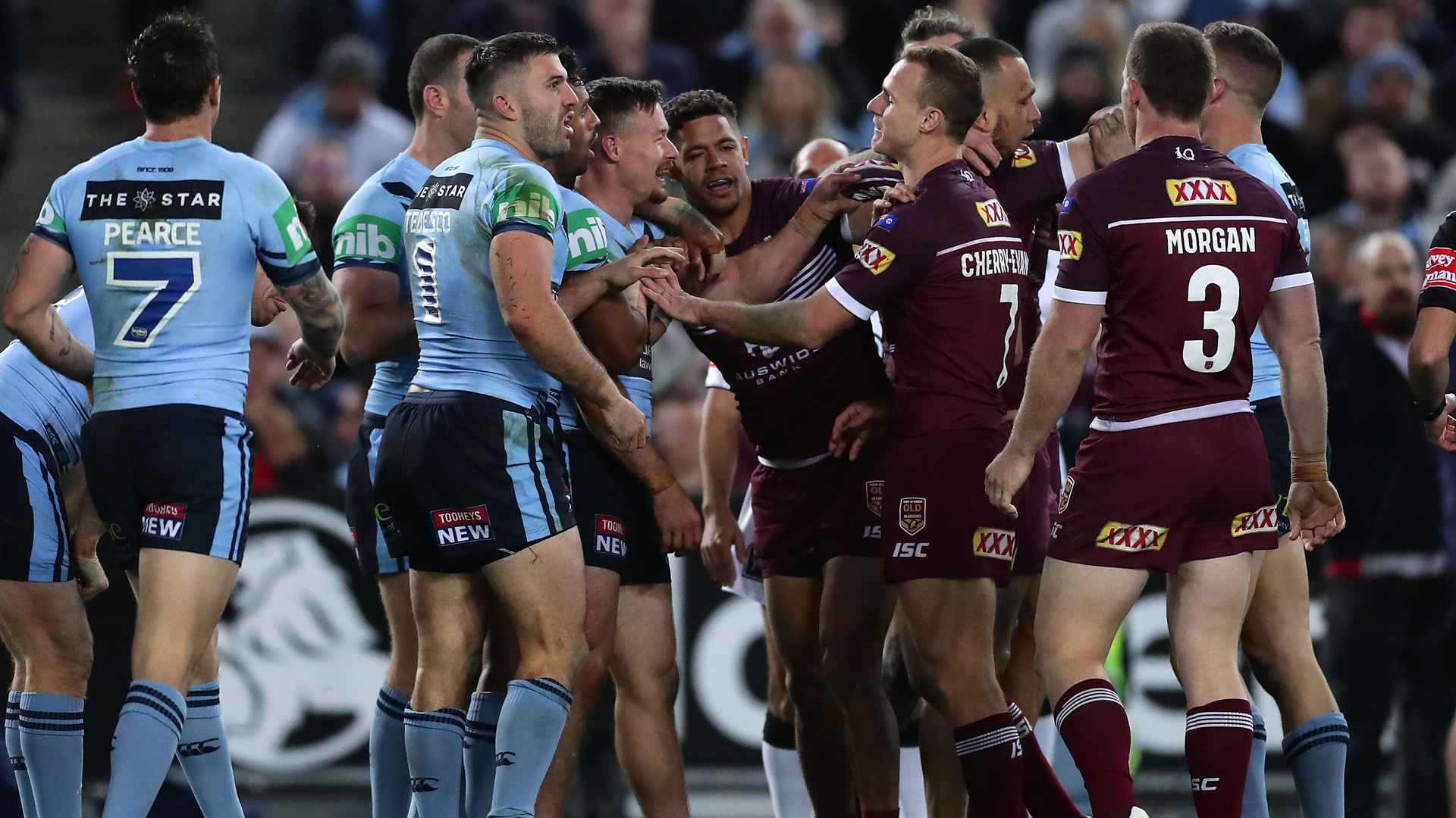 Coronavirus: State of Origin to be played in November as NRL releases full revised draw