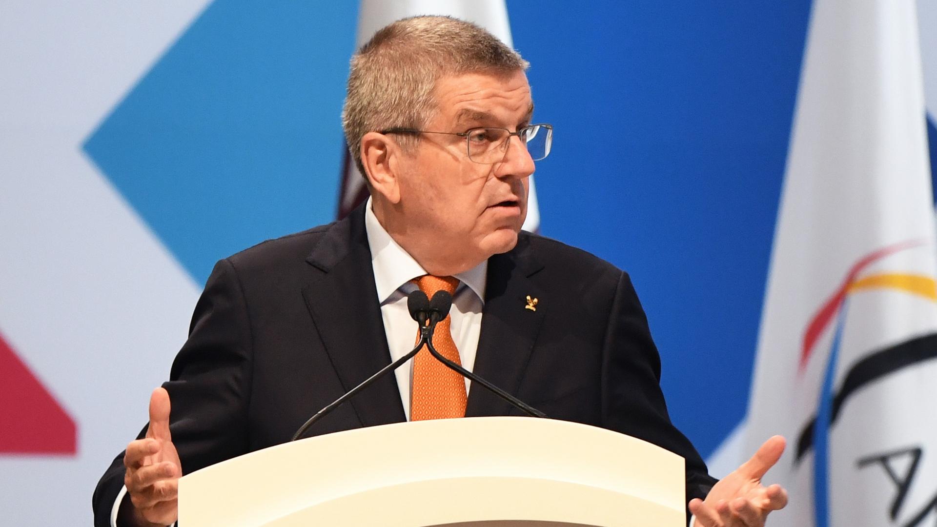 Coronavirus: Tokyo Olympics in 2021 under threat, warns IOC chief Bach