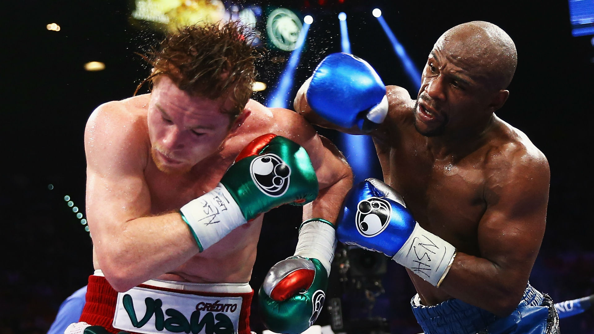 Canelo still building his legacy after learning from Mayweather defeat - Sulaiman