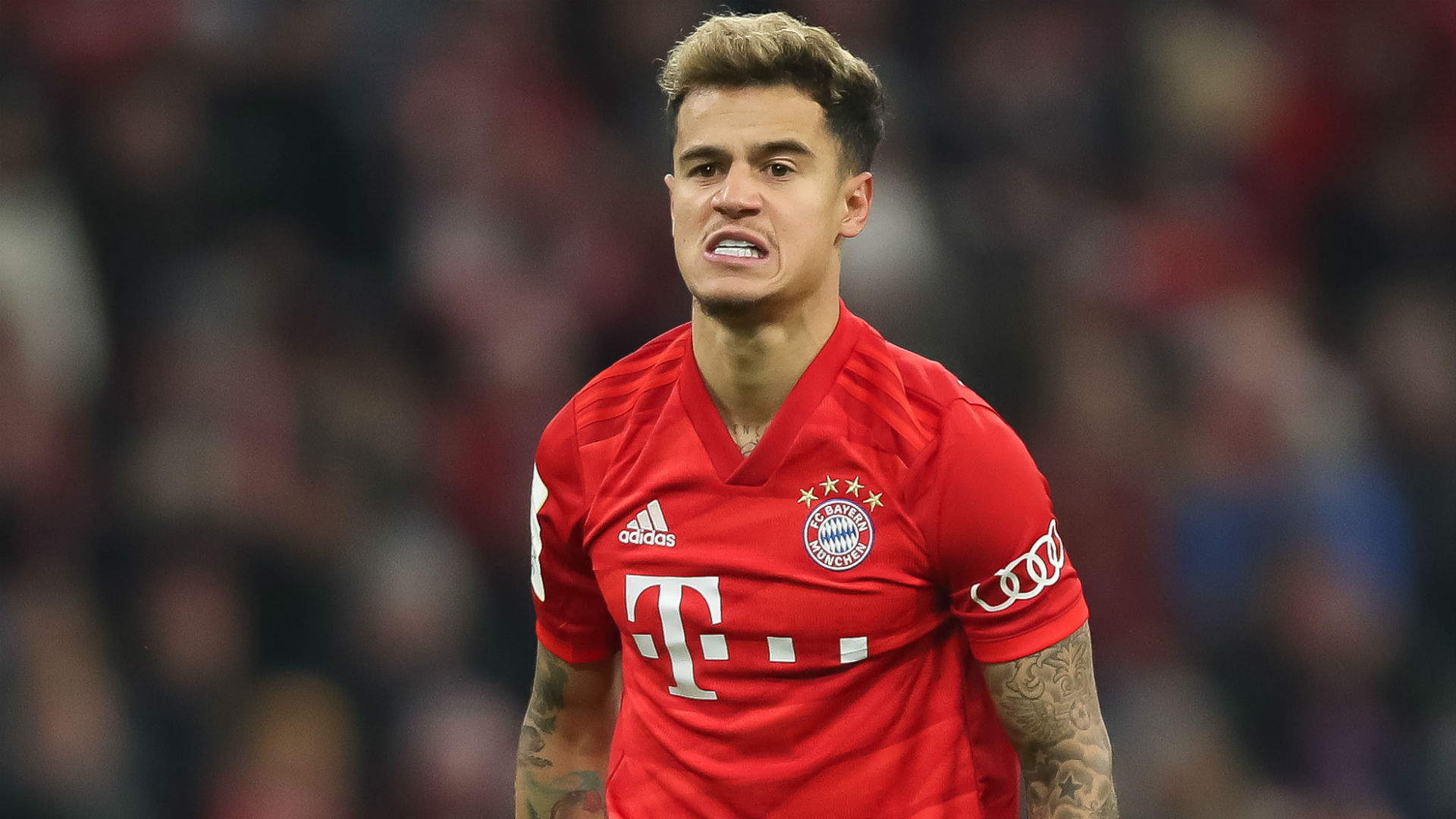 Bayern Munich confirm their option to buy Coutinho has expired