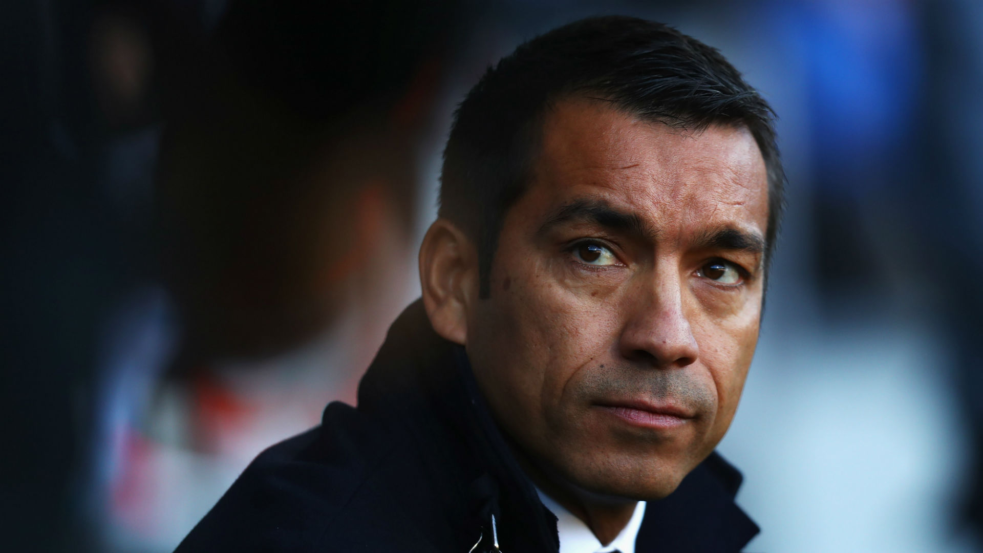 Van Bronckhorst dreams of Arsenal job as he makes Premier League ambitions clear