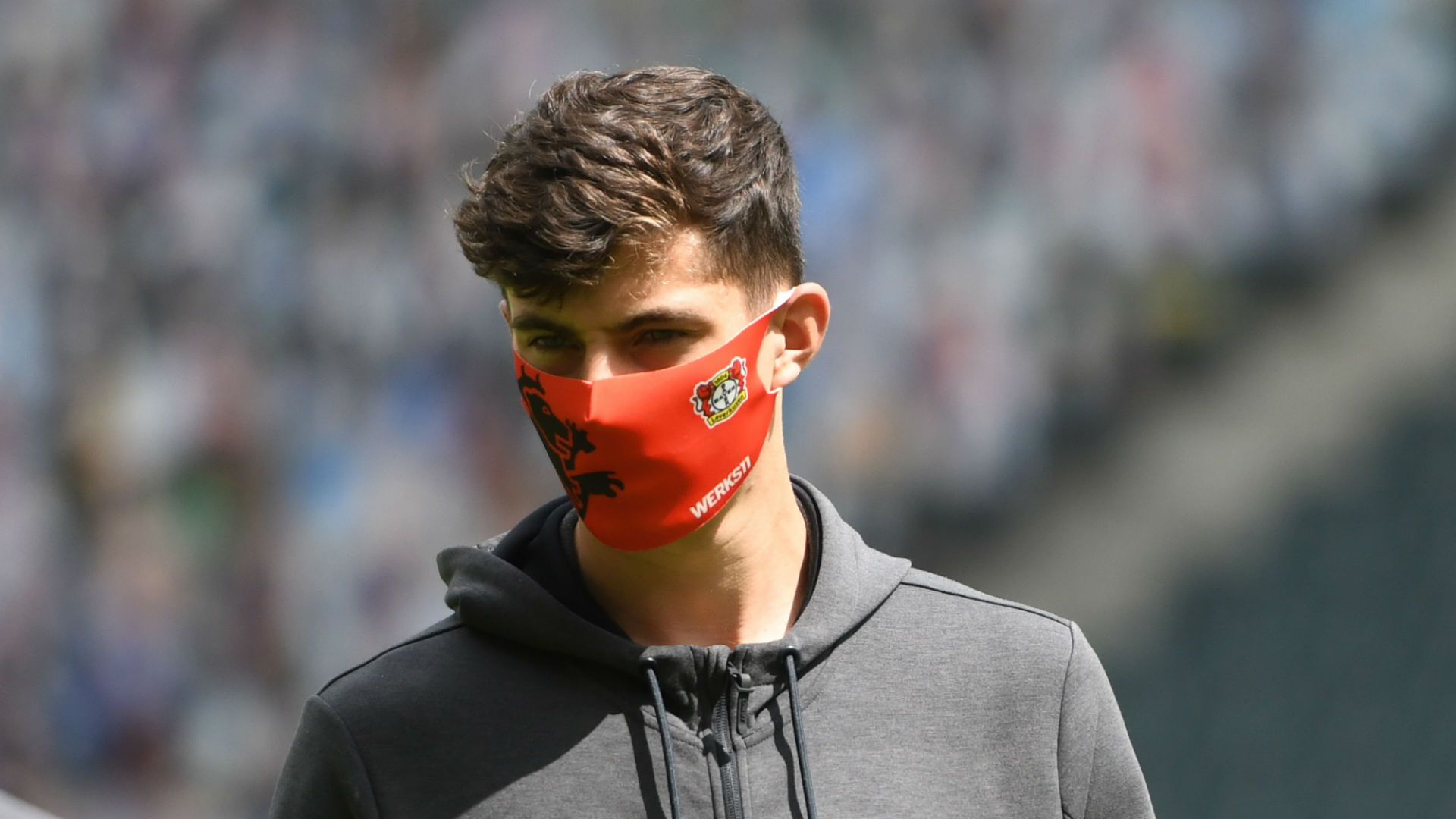 I don't want to mess it up - Havertz will not disrespect Leverkusen with transfer talk