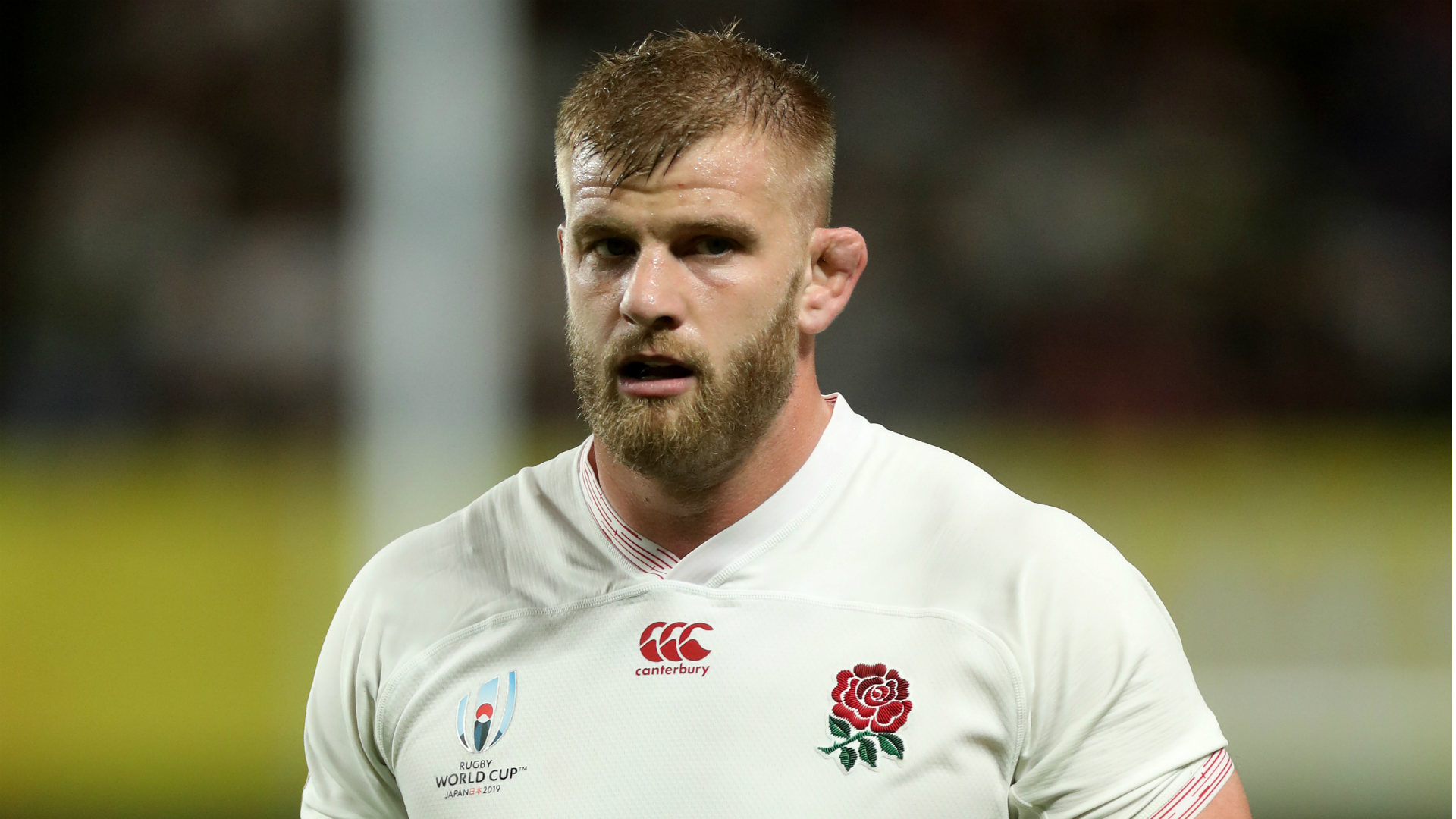 George Kruis relishing Japan challenge but stays hopeful of England future