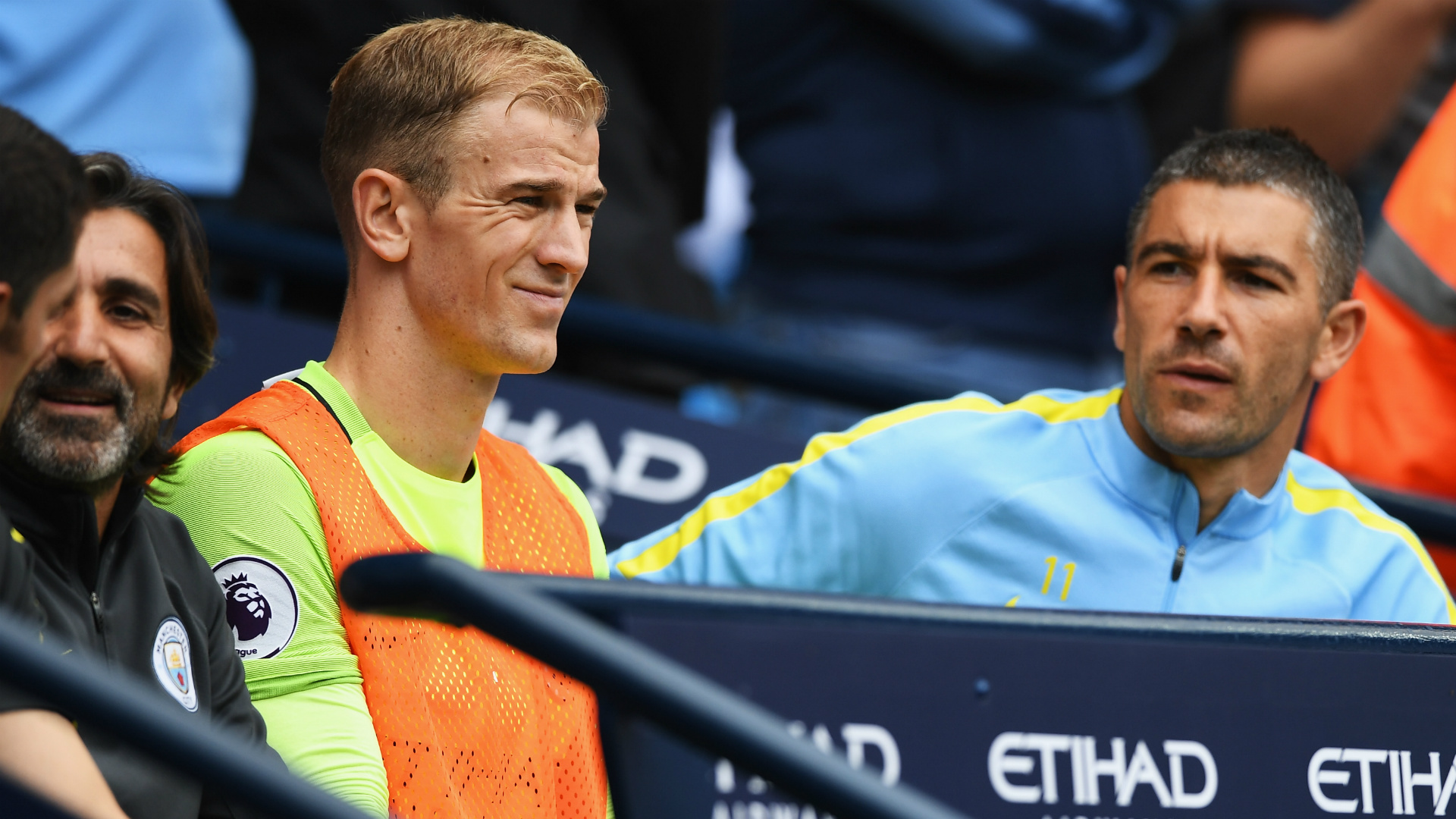 Guardiola had to make his stamp at Man City – Hart reflects on departure