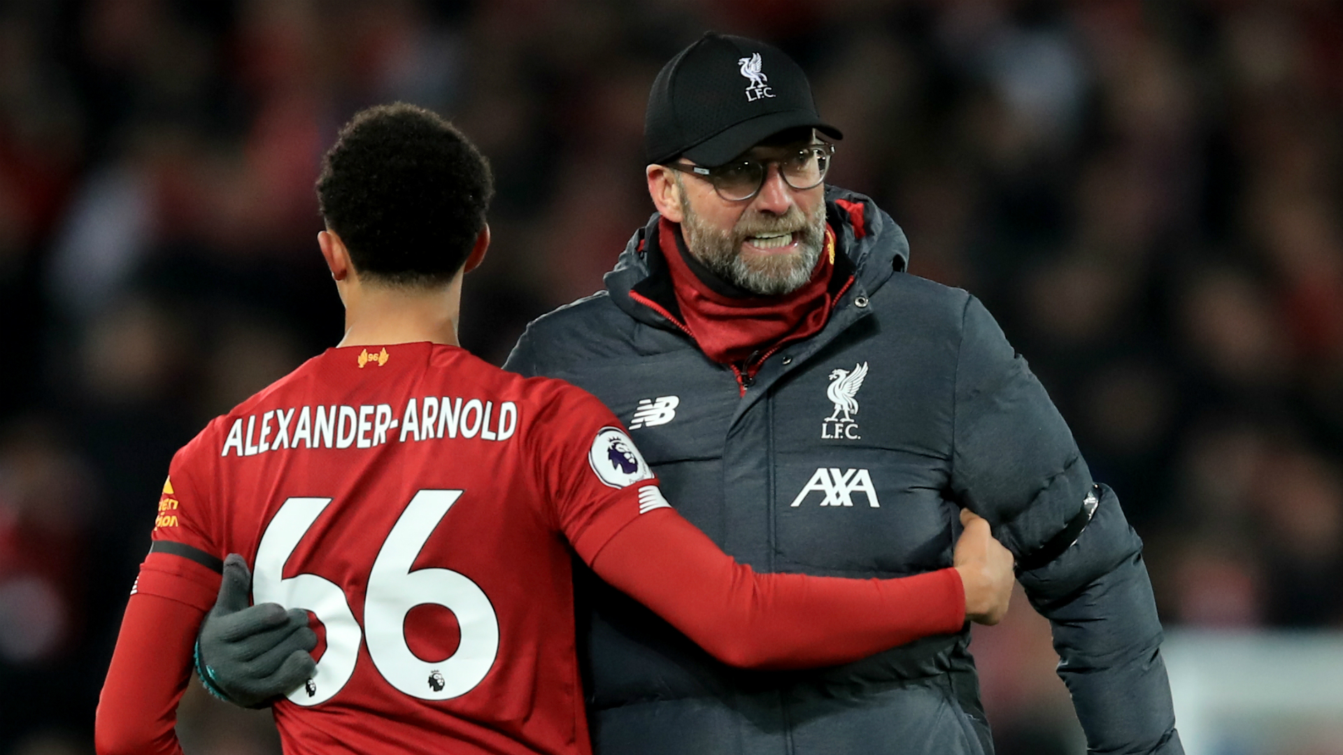 'Unbelievable' – Klopp's physically gifted Liverpool side hailed by Coles