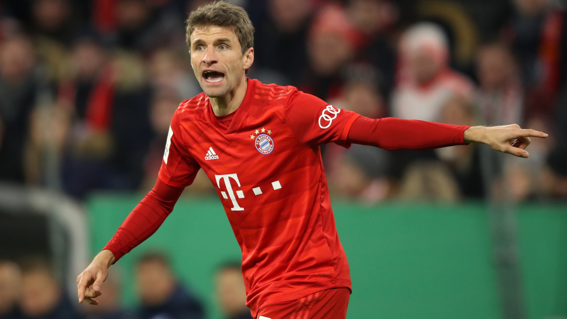 Dortmund v Bayern: How a reborn Thomas Muller became the heartbeat of Flick's set-up