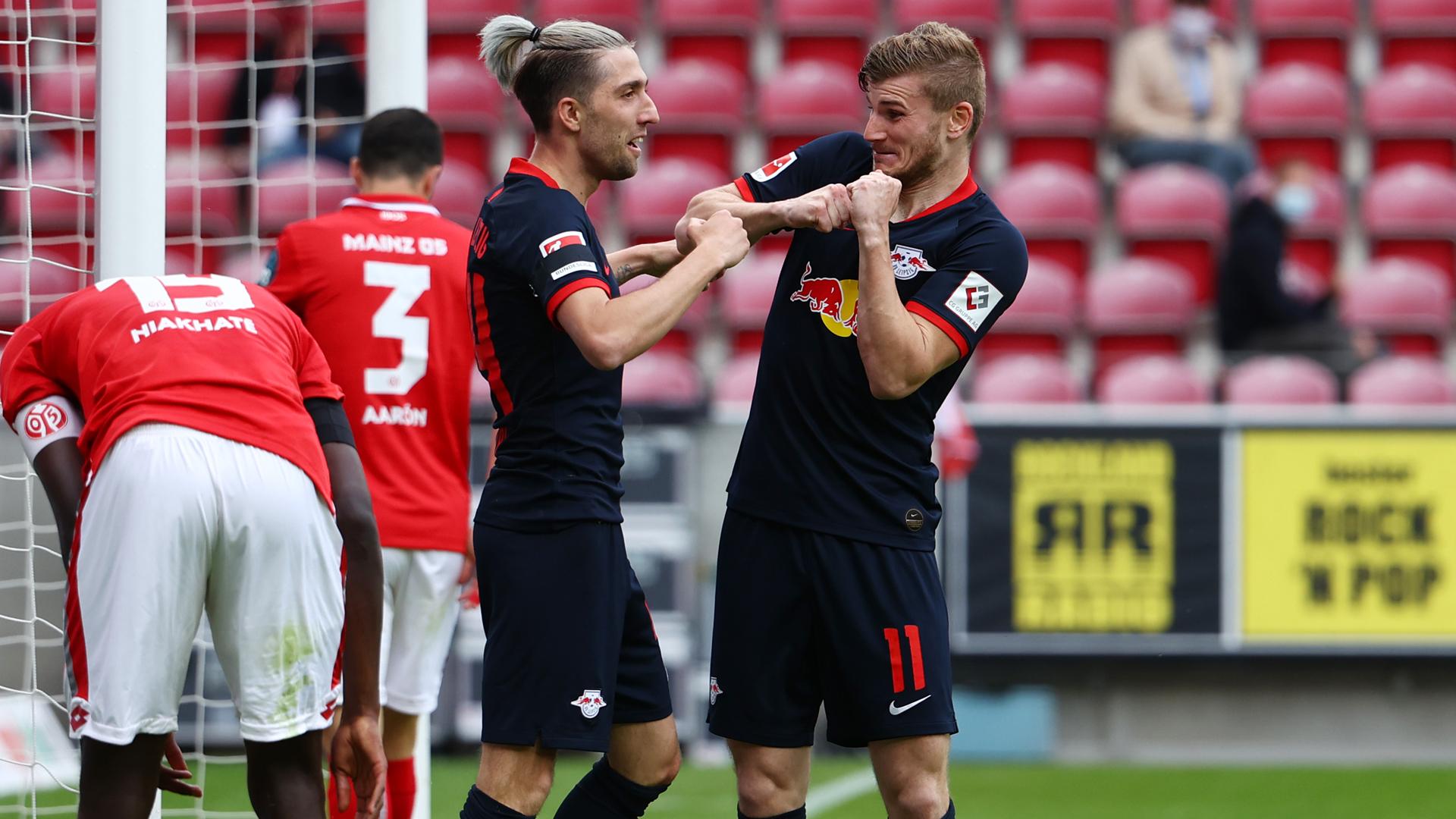 Hat-trick? Werner could have scored even more – Nagelsmann