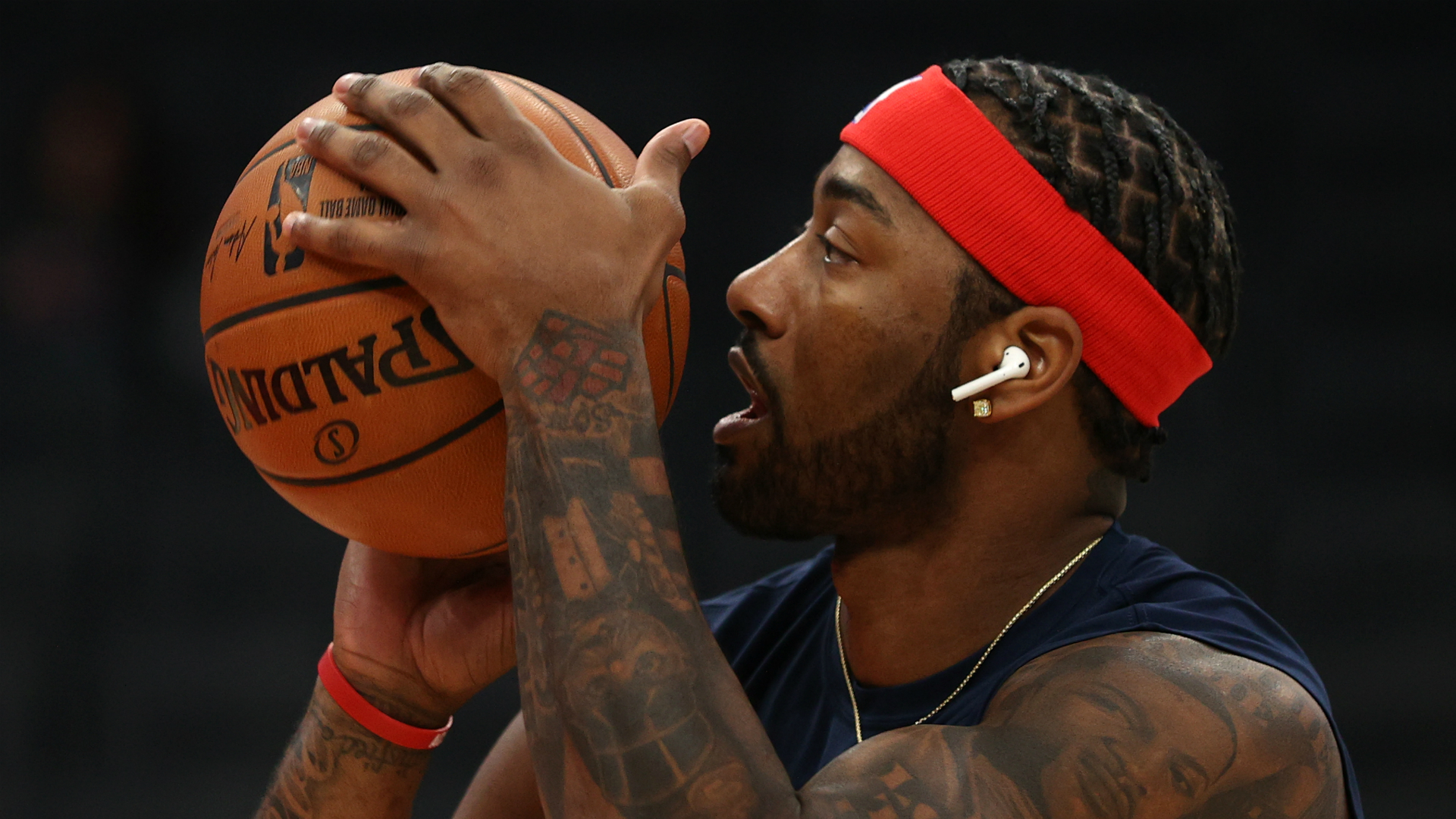 Washington Wizards star John Wall says he is '110 per cent' healthy
