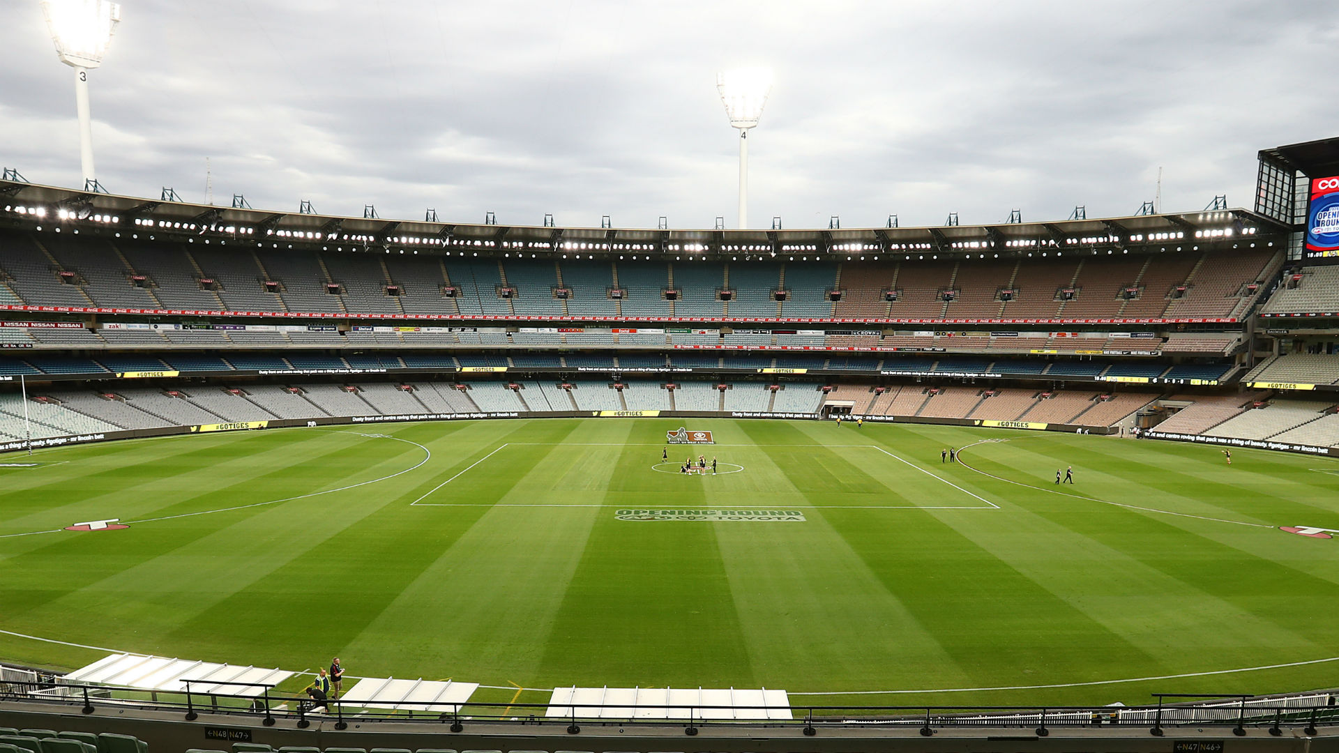 Coronavirus: Cricket Australia braced for T20 World Cup postponement