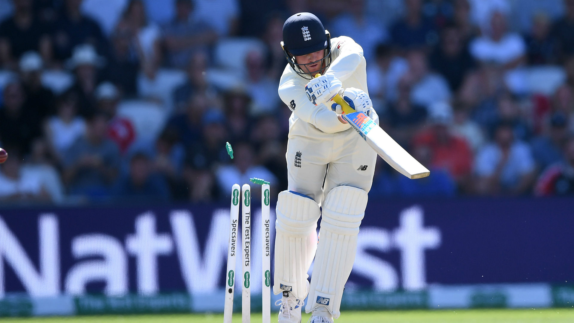 Roy heartbroken by England Test failure