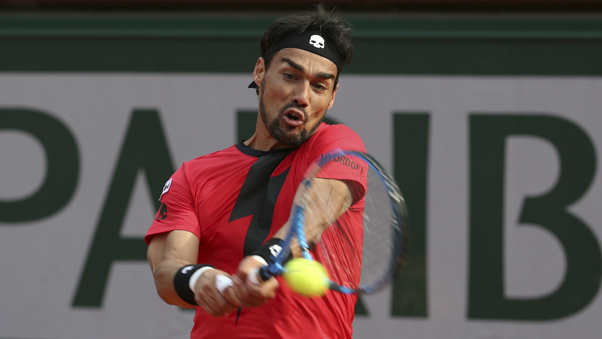 Fognini to have arthroscopic surgery on both ankles
