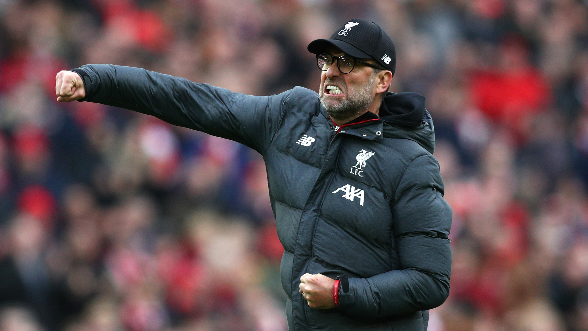 Coronavirus: Liverpool boss Klopp not bothered about neutral venue plan