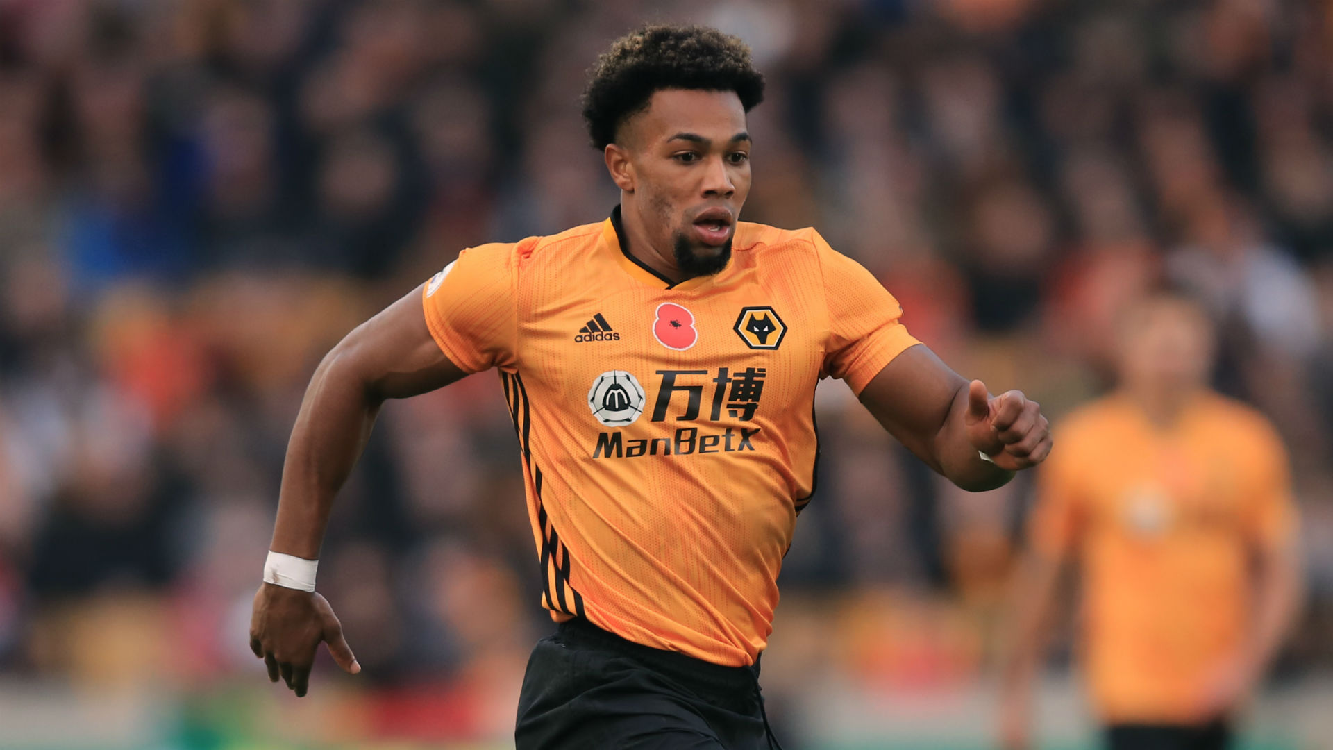 Wolves winger Traore can be 'almost unstoppable' and might be fastest ever footballer, says Gil