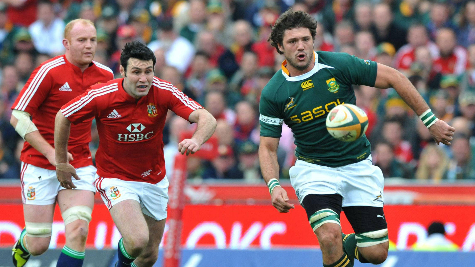 No plans to change British & Irish Lions tour dates: SA Rugby